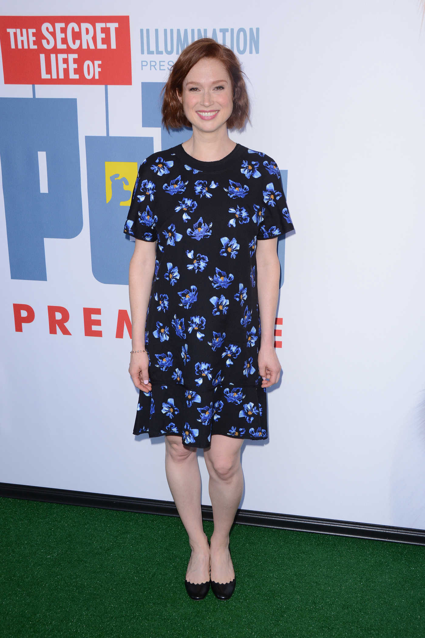 Ellie Kemper at the Secret Life of Pets Premiere in New York City 06/25/2016