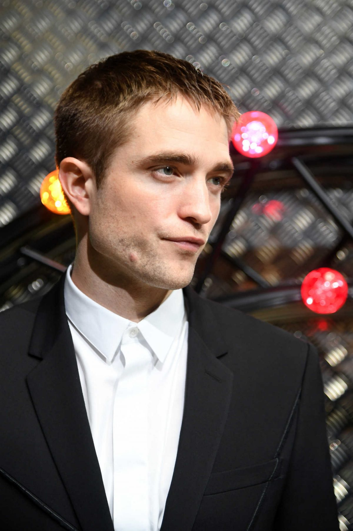 Robert Pattinson at the Paris Men's Fashion Week 06/24/2016-1