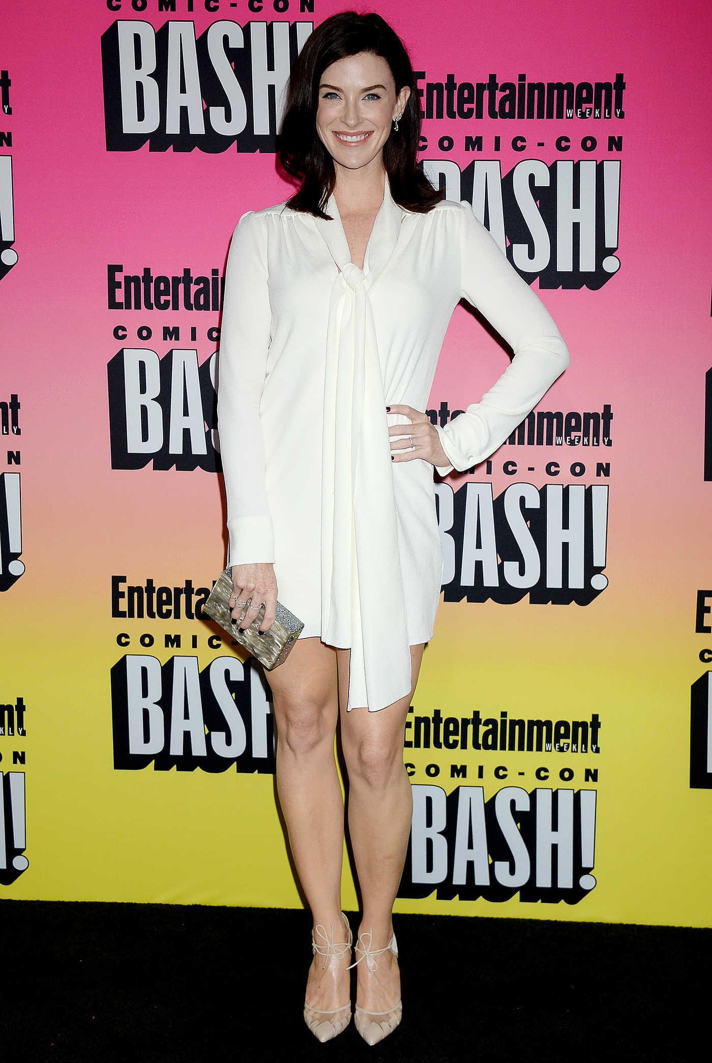 Bridget Regan at Entertainment Weekly Annual Comic-Con Party at Hard Rock Hotel in San Diego 07/23/2016