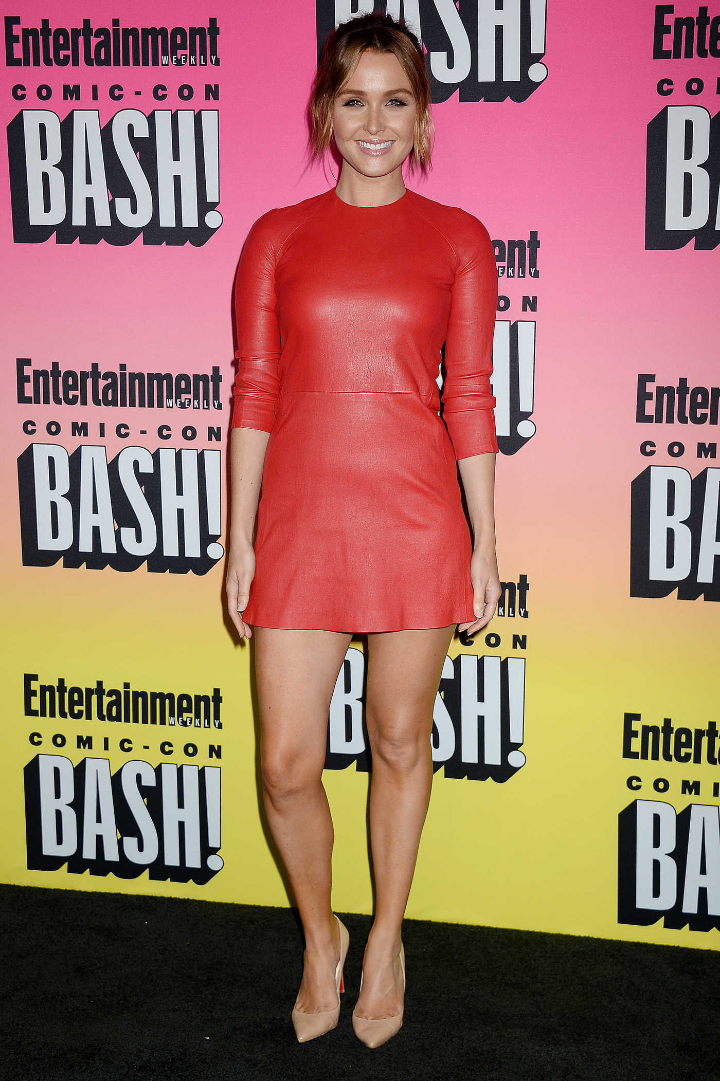 Camilla Luddington at Entertainment Weekly Annual Comic-Con Party at Hard Rock Hotel in San Diego 07/23/2016