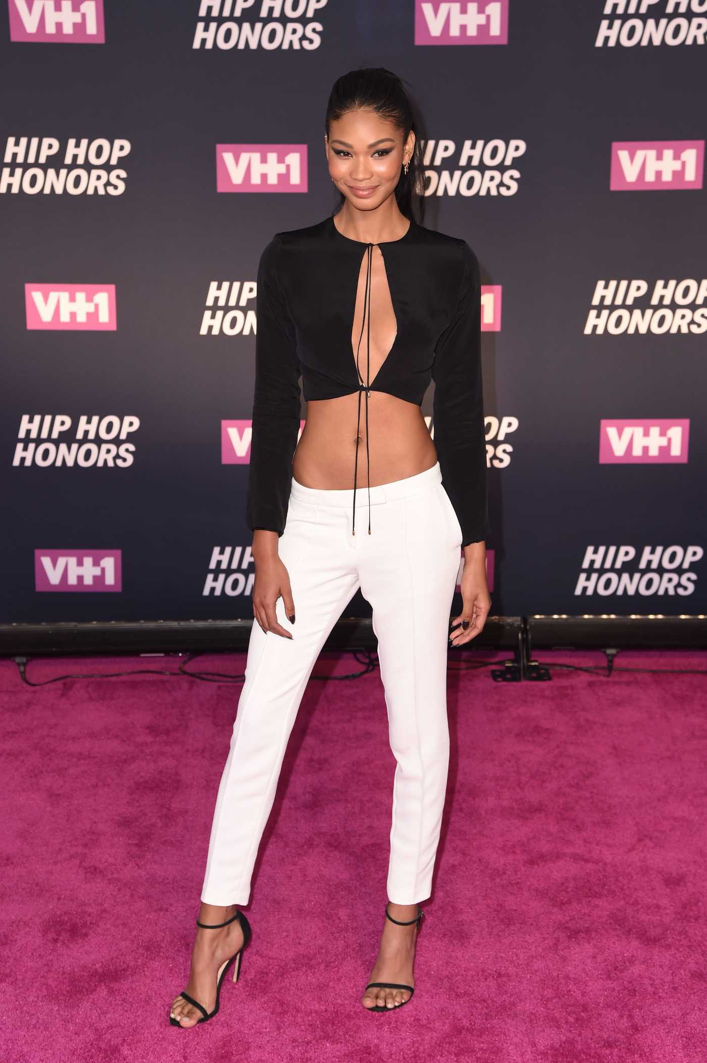 Chanel Iman at the VH1 Hip Hop Honors in New York City 07/11/2016