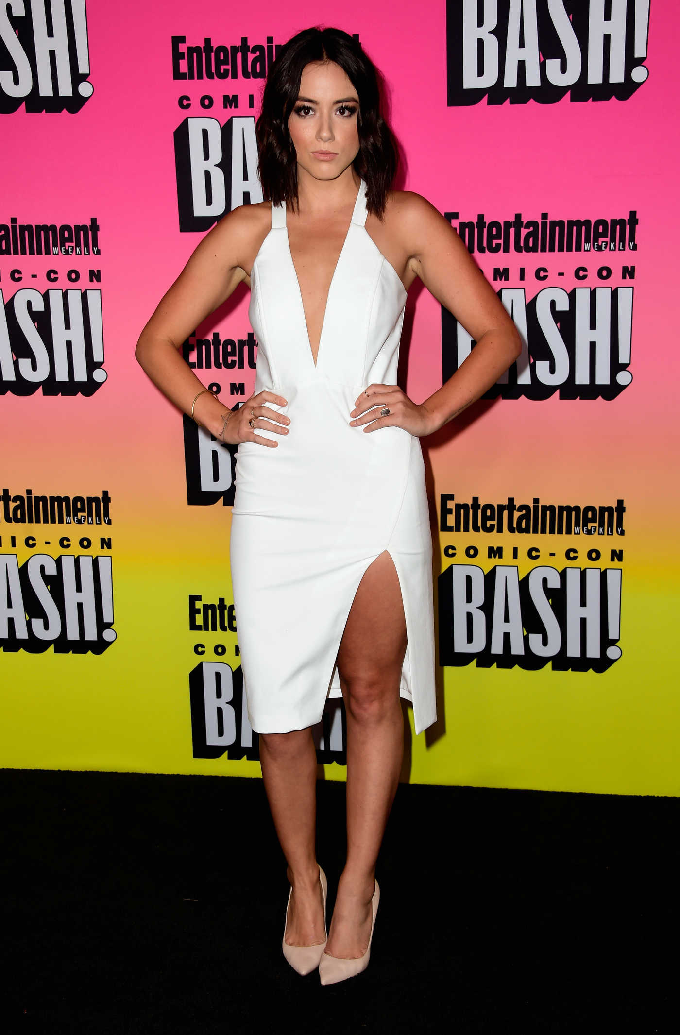 Chloe Bennet at Entertainment Weekly Annual Comic-Con Party at Hard Rock Hotel in San Diego 07/23/2016