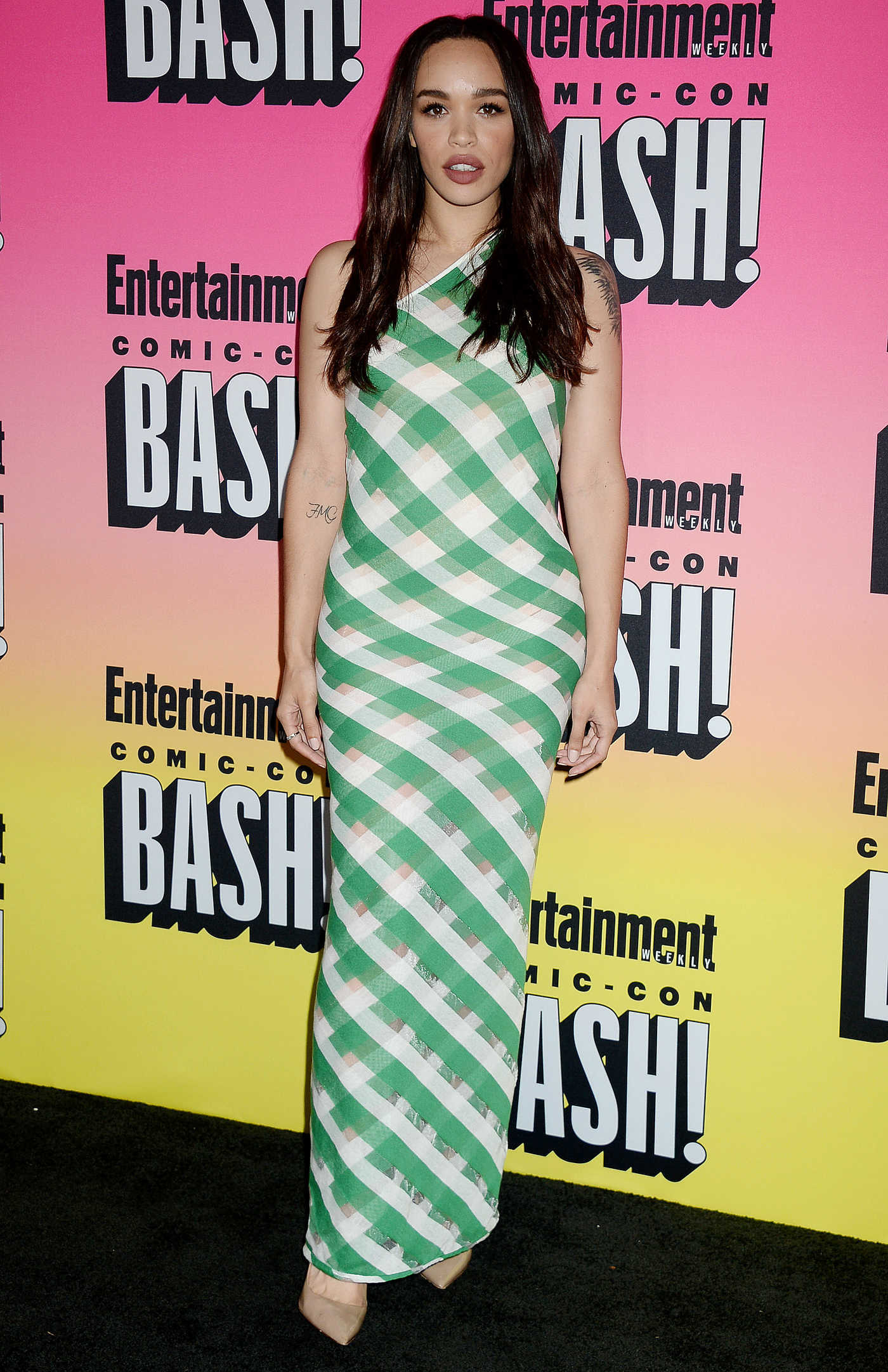 Cleopatra Coleman at Entertainment Weekly Annual Comic-Con Party at Hard Rock Hotel in San Diego 07/23/2016