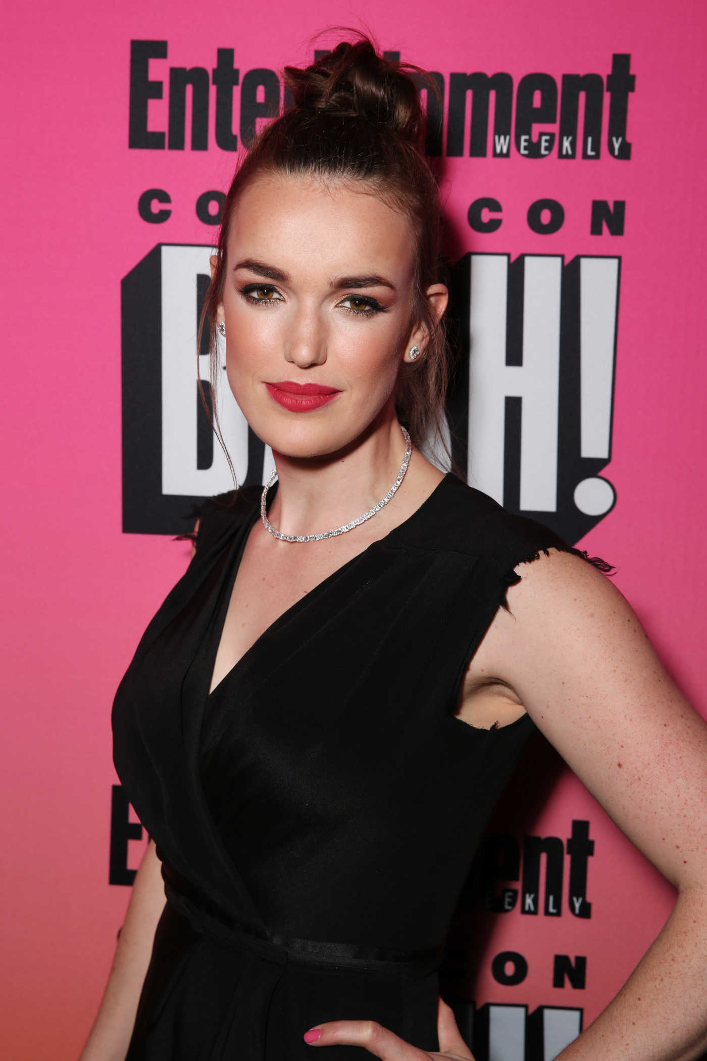 Elizabeth Henstridge at Entertainment Weekly Annual Comic-Con Party at Hard Rock Hotel in San Diego 07/23/2016
