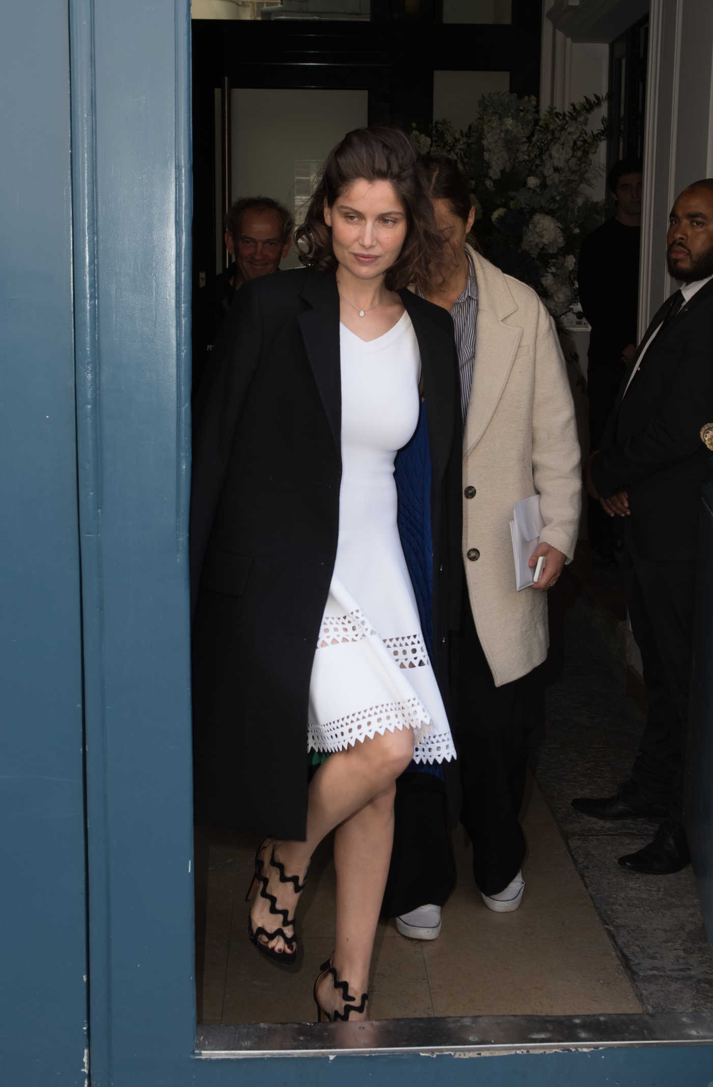 Laetitia Casta at Boucheron Haute Couture Fall Show in Paris 07/04/2016