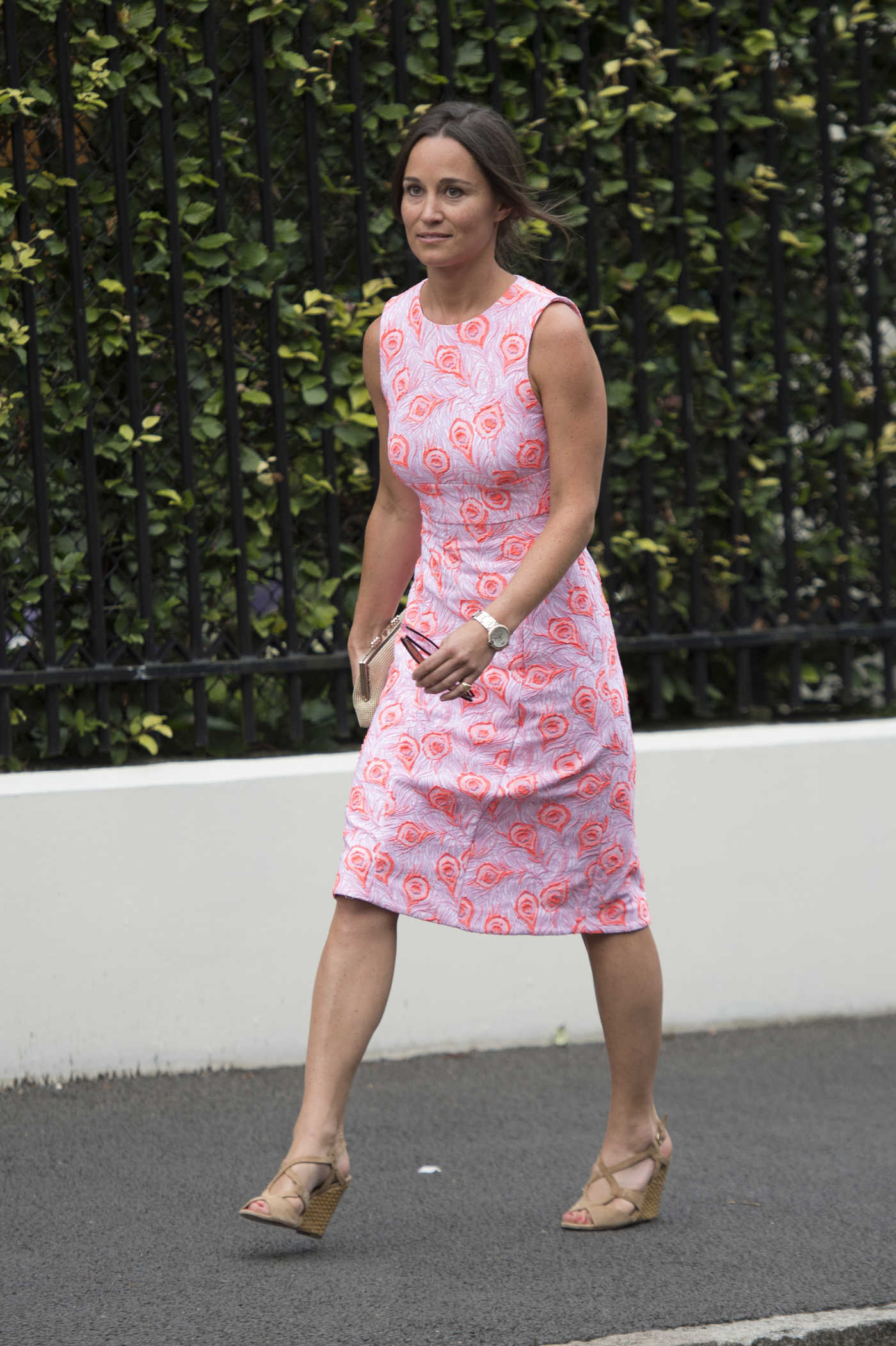 Pippa Middleton at the Tennis Championships in Wimbledon 07/06/2016