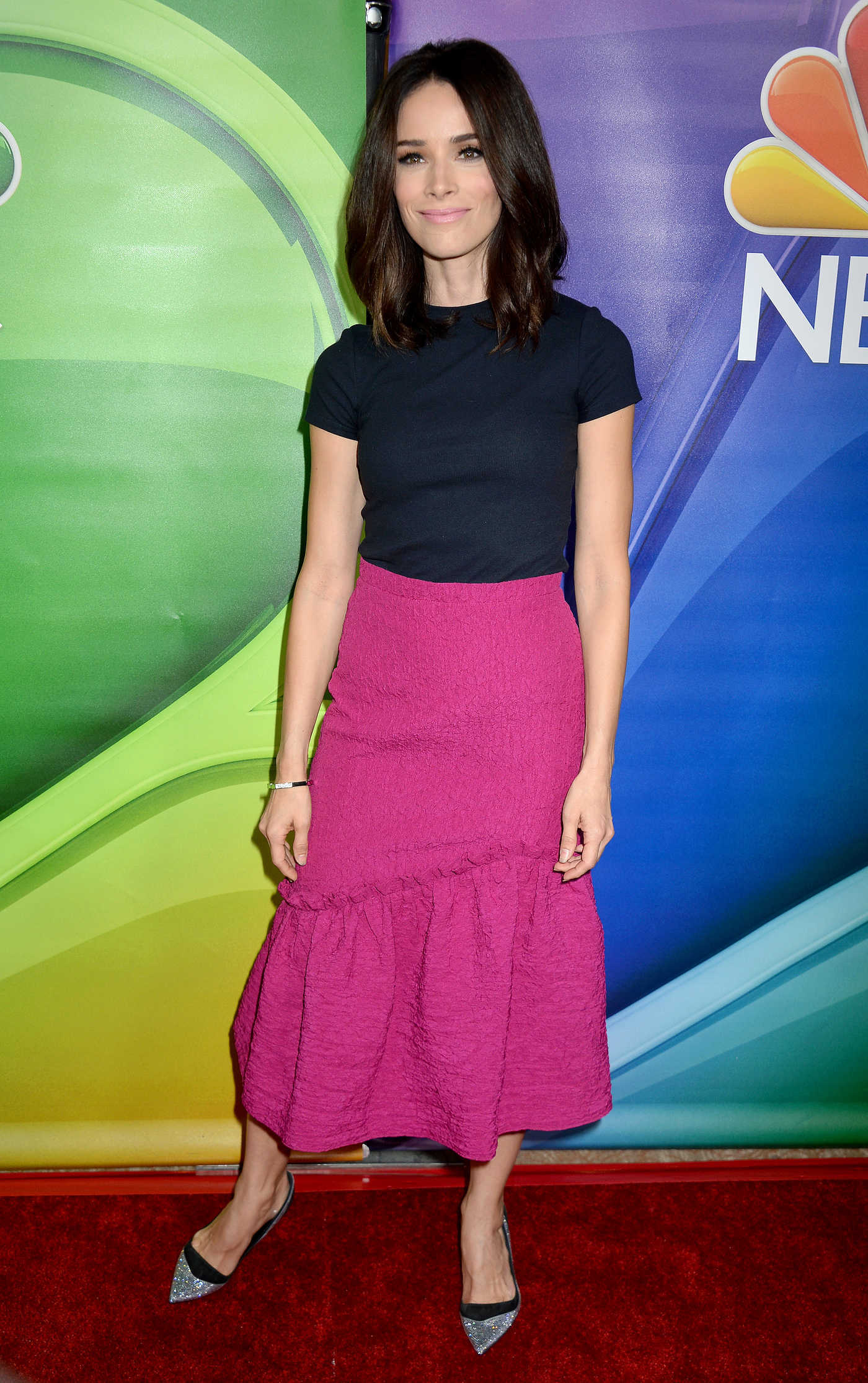 Abigail Spencer at the NBC Universal Press Tour at Hilton Hotel in Pasadena 08/02/2016