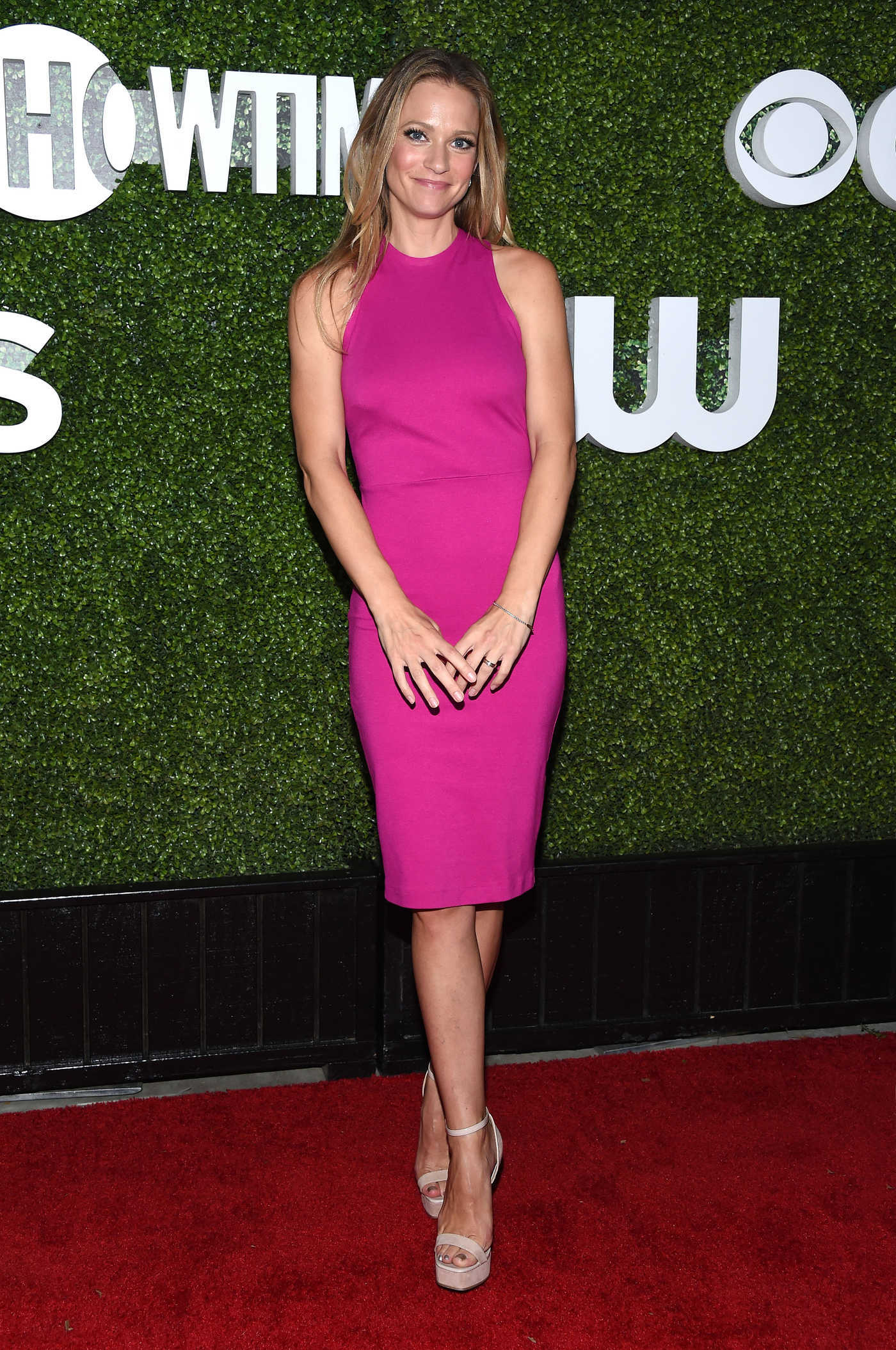 AJ Cook at 2016 CBS, CW and Showtime TCA Summer Press Tour Party in Westwood 08/10/2016