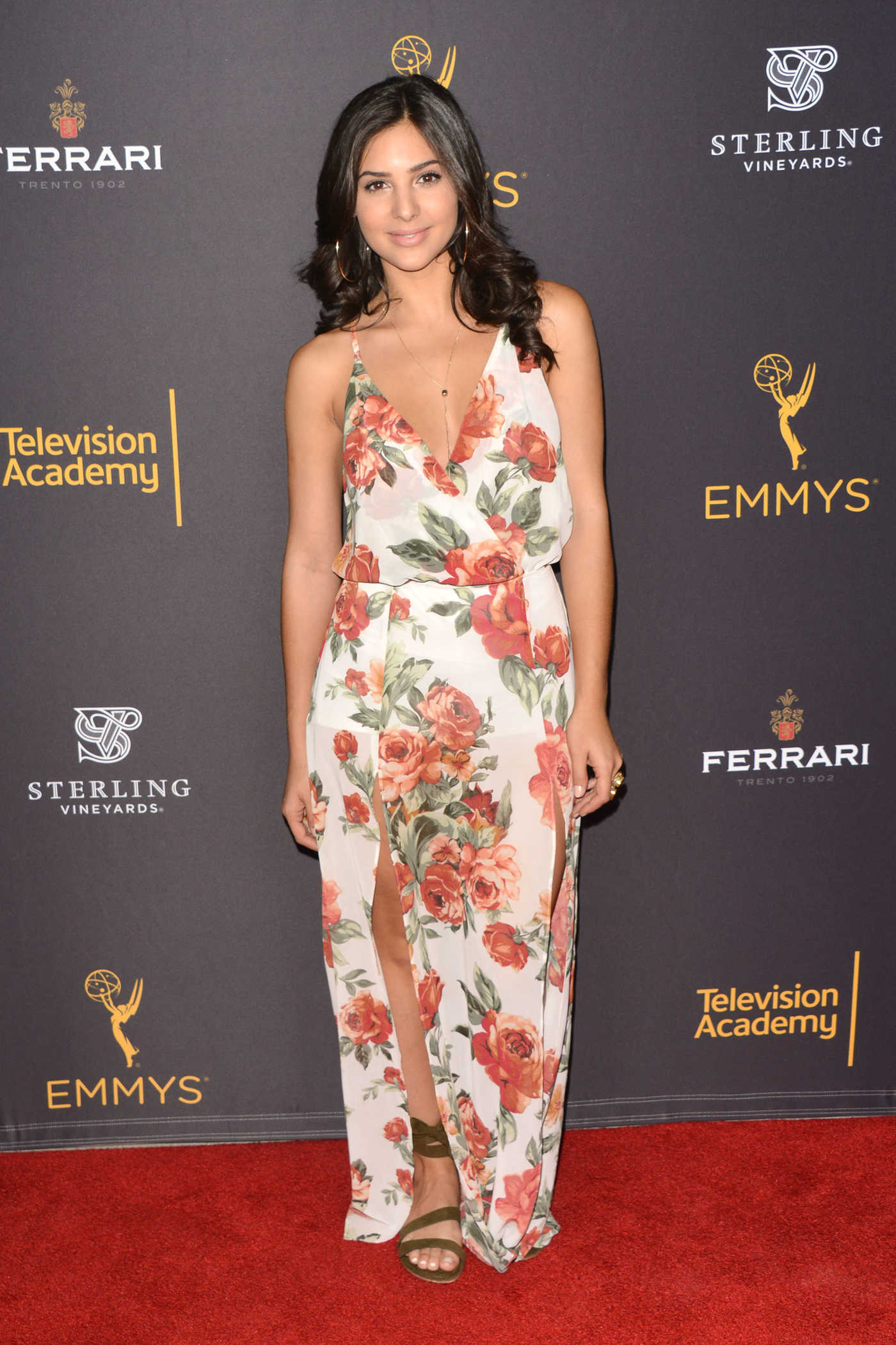 Camila Banus at the Daytime Peer Group Celebration Presented by the Television Academy in North Hollywood 08/24/2016