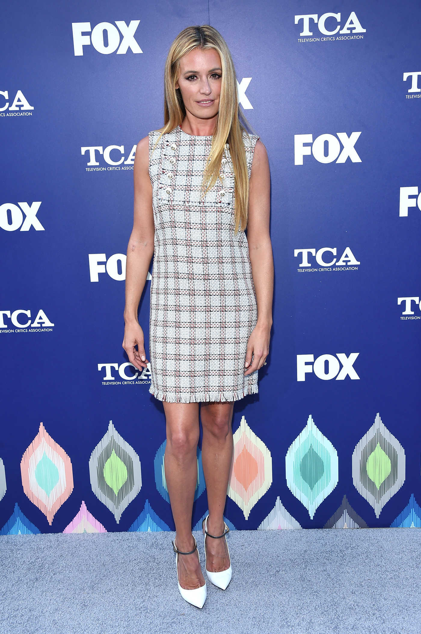 Cat Deeley at 2016 FOX Summer TCA Press Tour Party in Los Angeles 08/08/2016