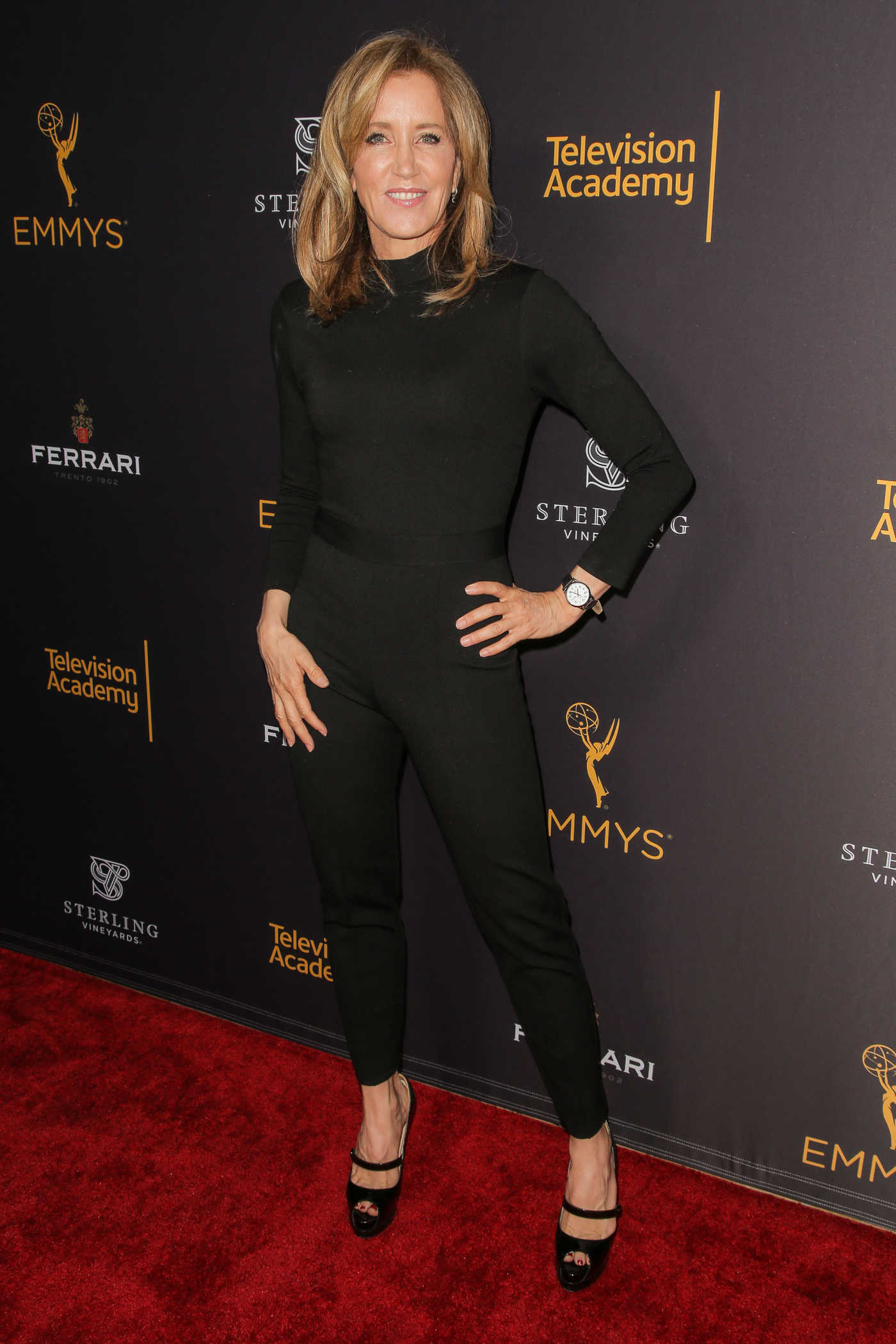 Felicity Huffman at EMMY Performers Peer Group Celebration in Los Angeles 08/22/2016