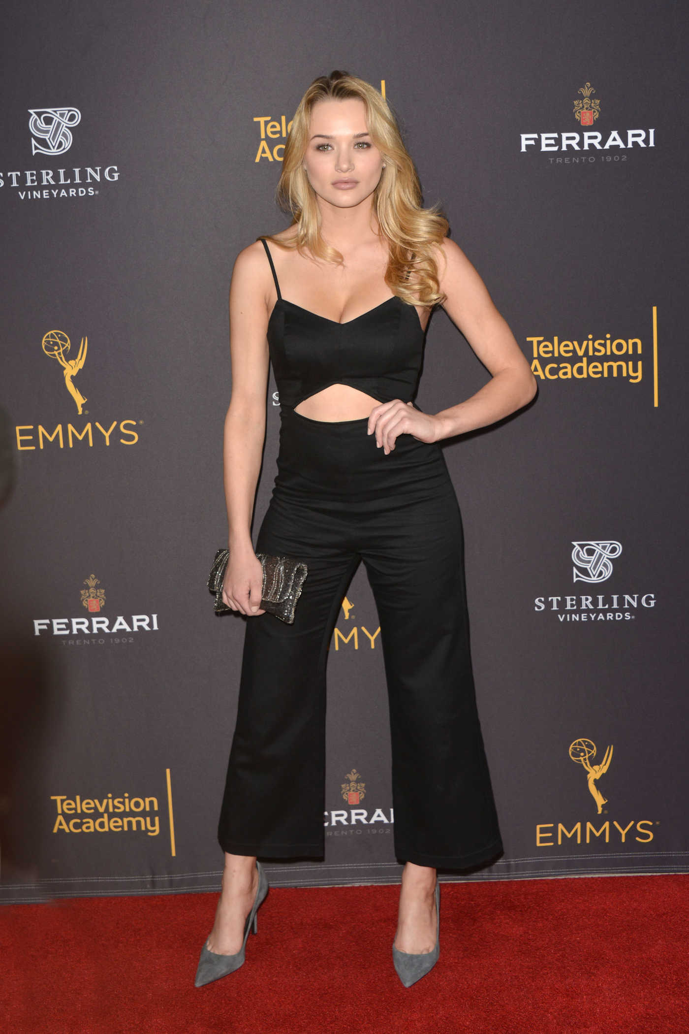 Hunter King at the Daytime Television Celebrate Emmy Awards Season in North Hollywood 08/23/2016