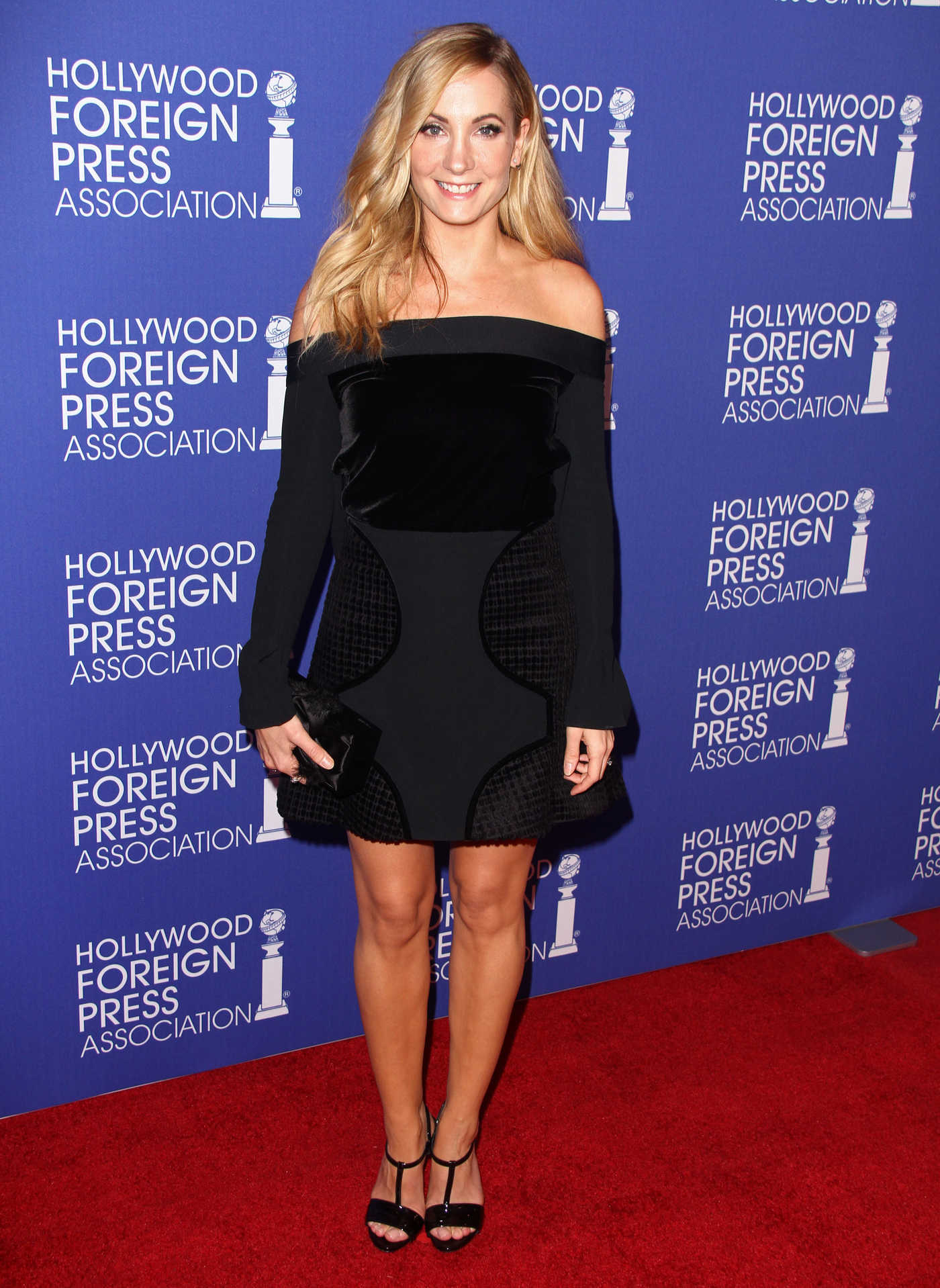 Joanne Froggatt at Hollywood Foreign Press Association's Grants Banquet in Hollywood 08/04/2016