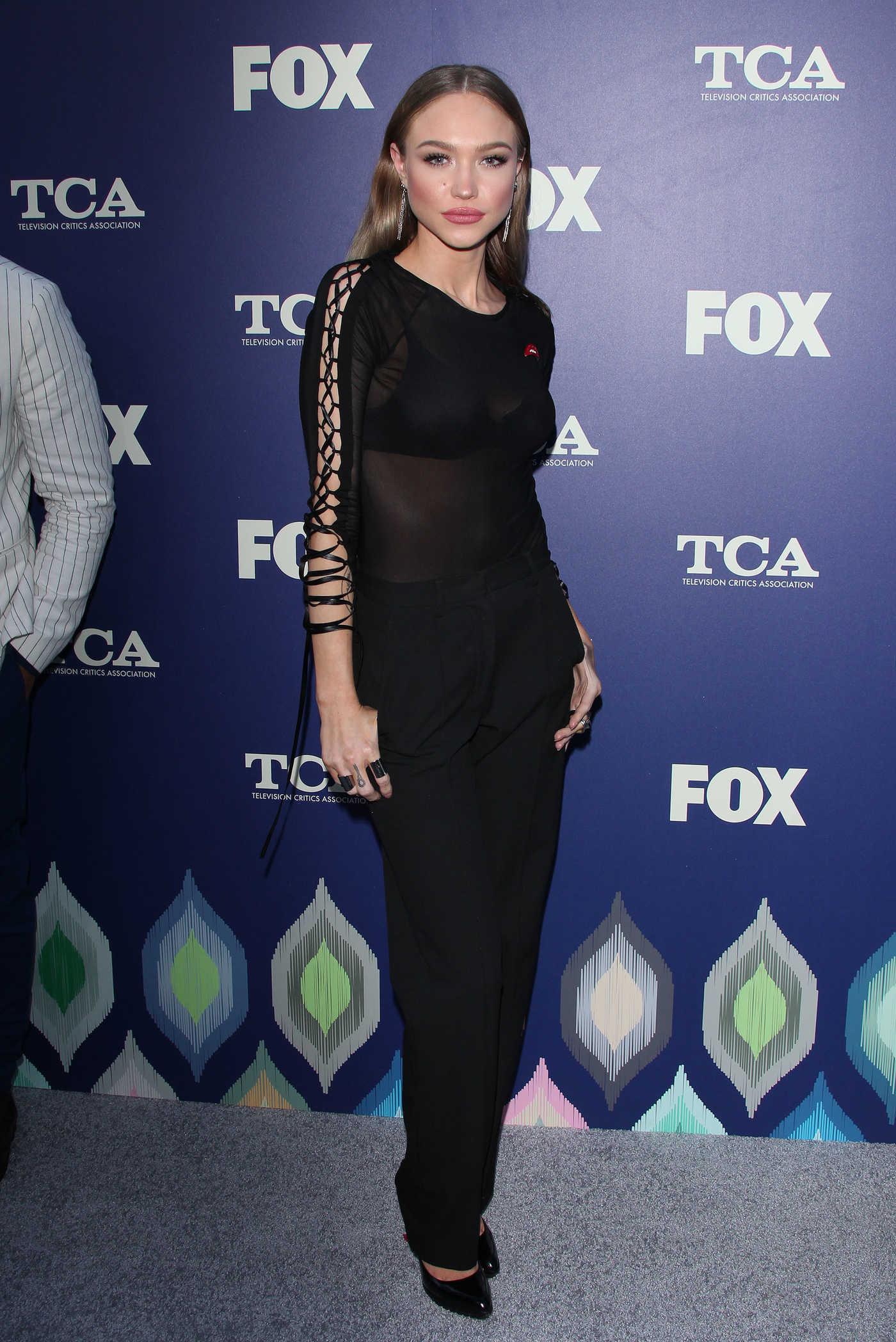 Kelly Van Der Burg at 2016 FOX Summer TCA Press Tour Party in Los Angeles 08/08/2016-3
