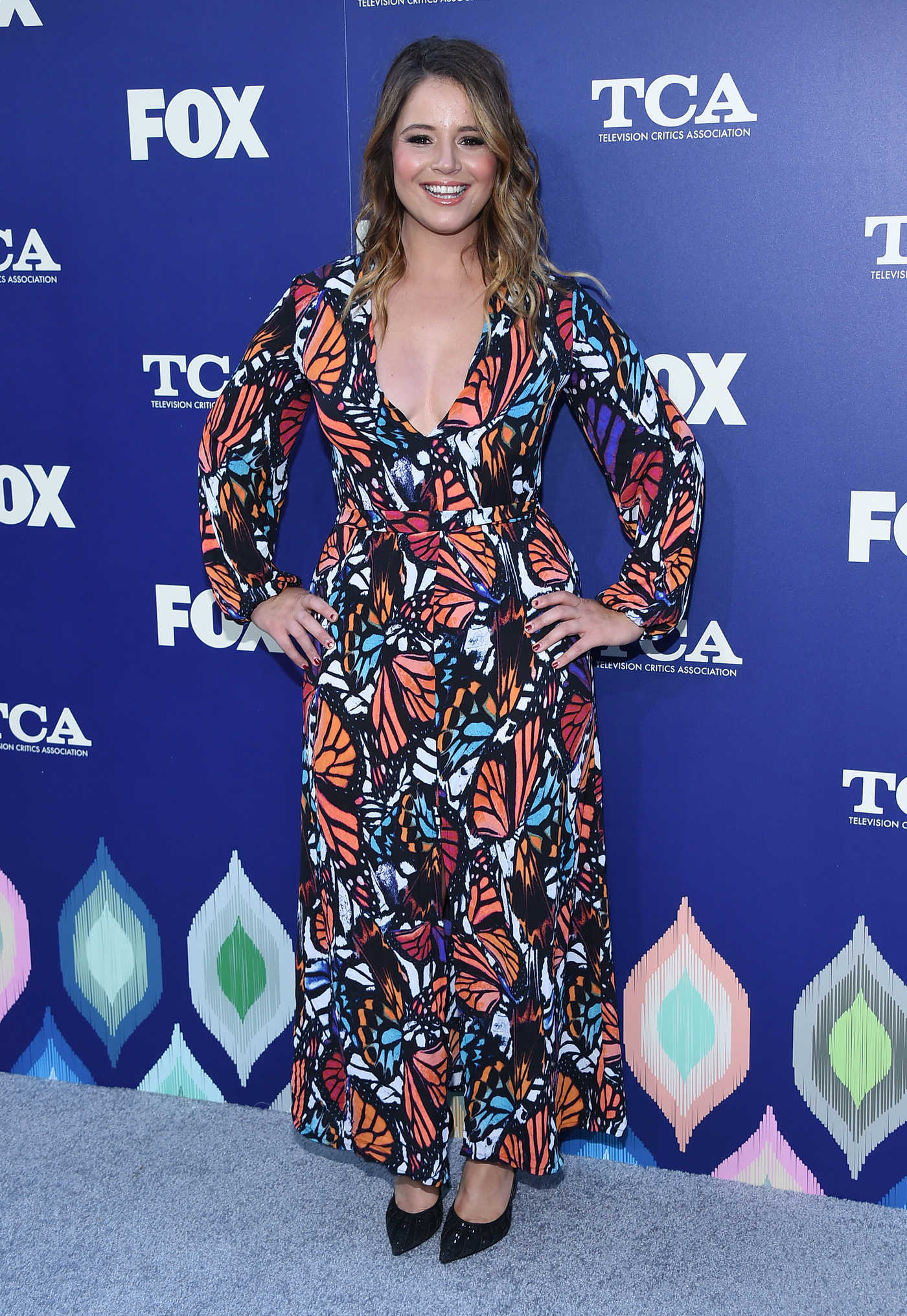 Kether Donohue at 2016 FOX Summer TCA Press Tour Party in Los Angeles 08/08/2016