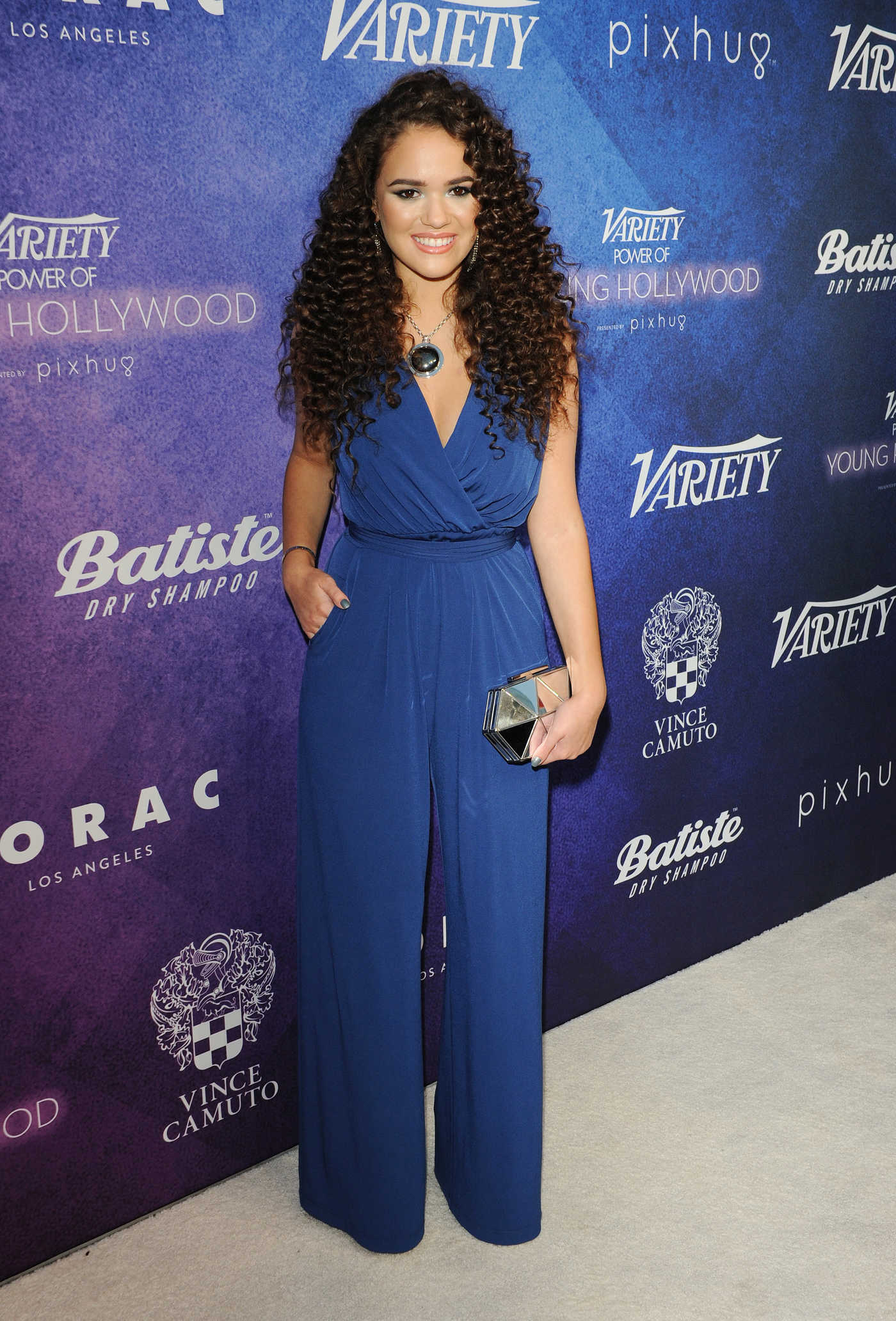 Madison Pettis at Variety's Power of Young Hollywood Presented by Pixhug in Los Angeles 08/16/2016