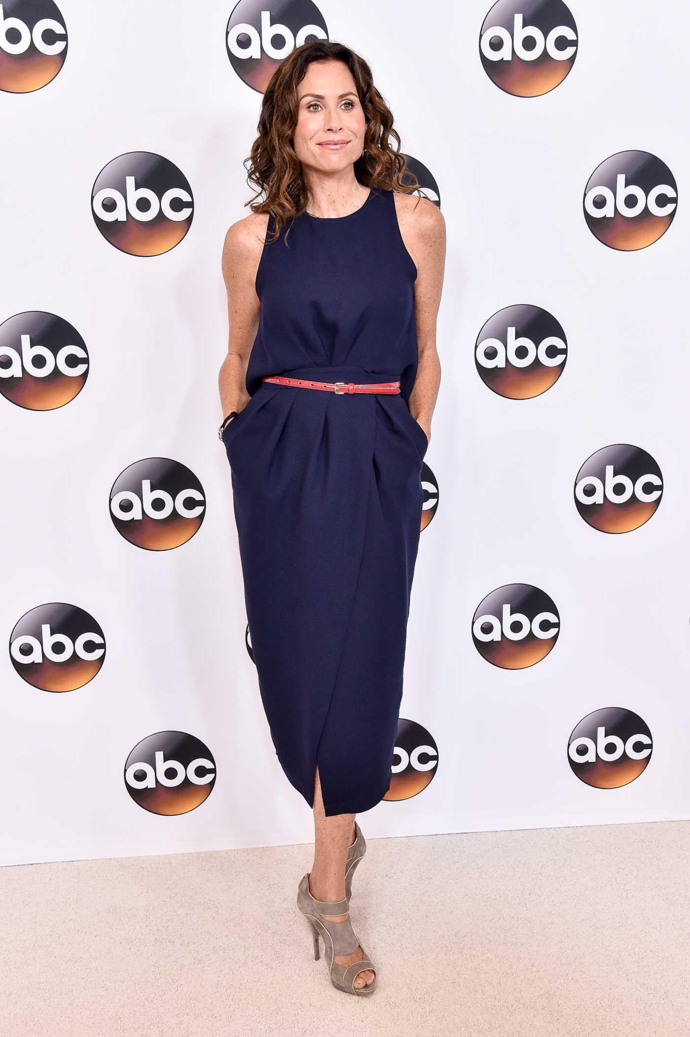 Minnie Driver at Disney ABC Television Hosts 2016 TCA Summer Press Tour in Beverly Hills 08/04/2016