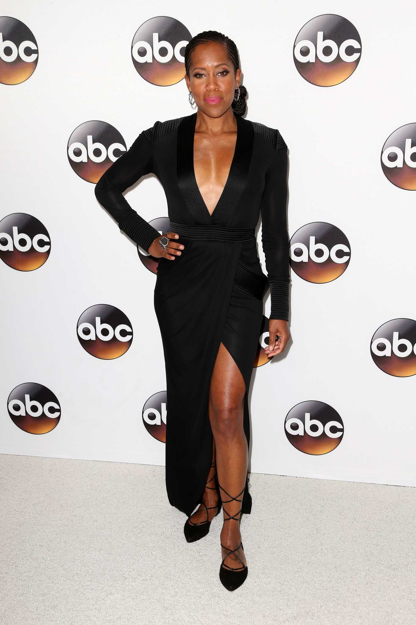 Regina King at Disney ABC Television Hosts 2016 TCA Summer Press Tour in Beverly Hills 08/04/2016
