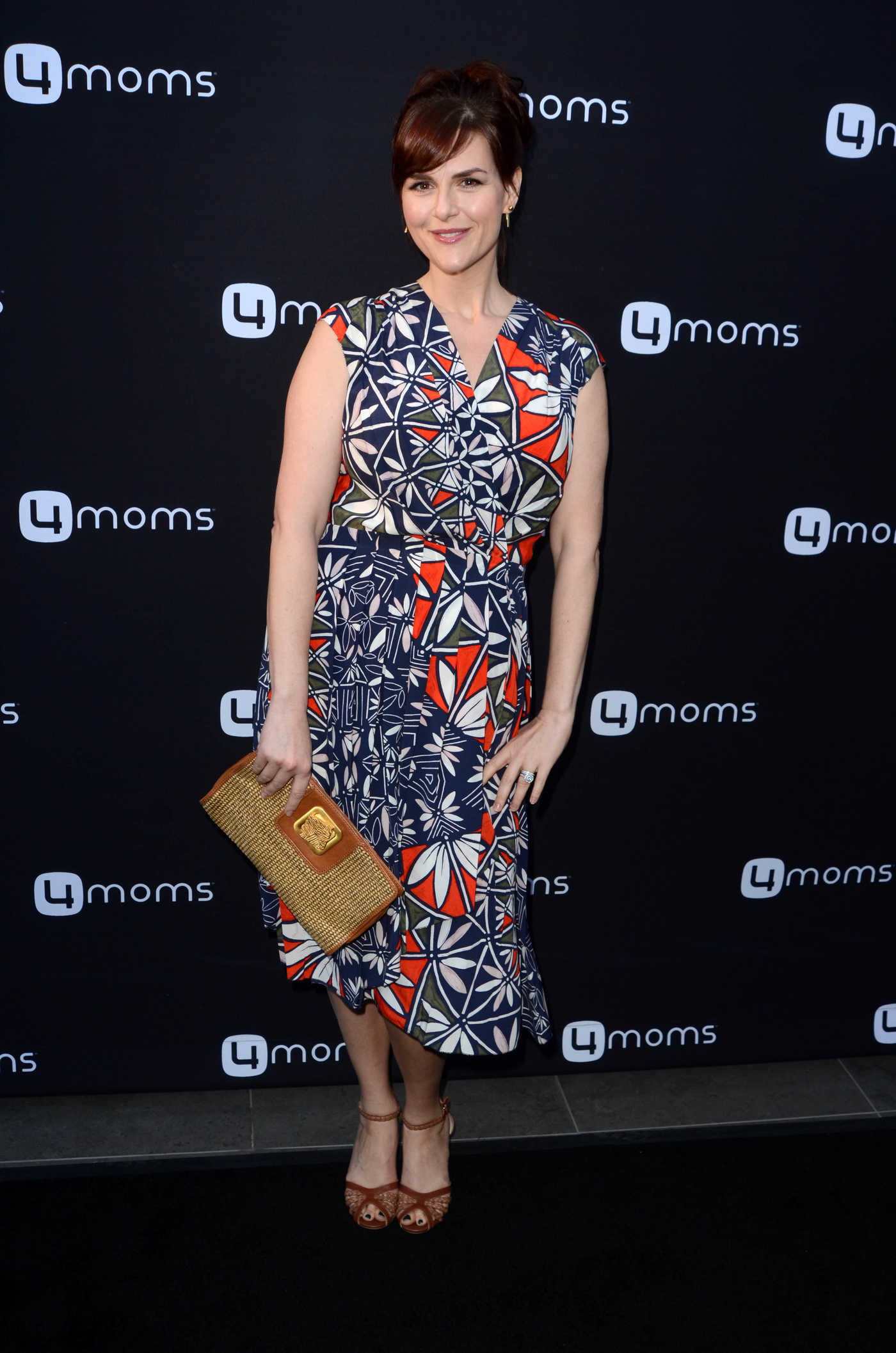 Sara Rue at 4moms Car Seat Launch Event in Los Angeles 08/04/2016