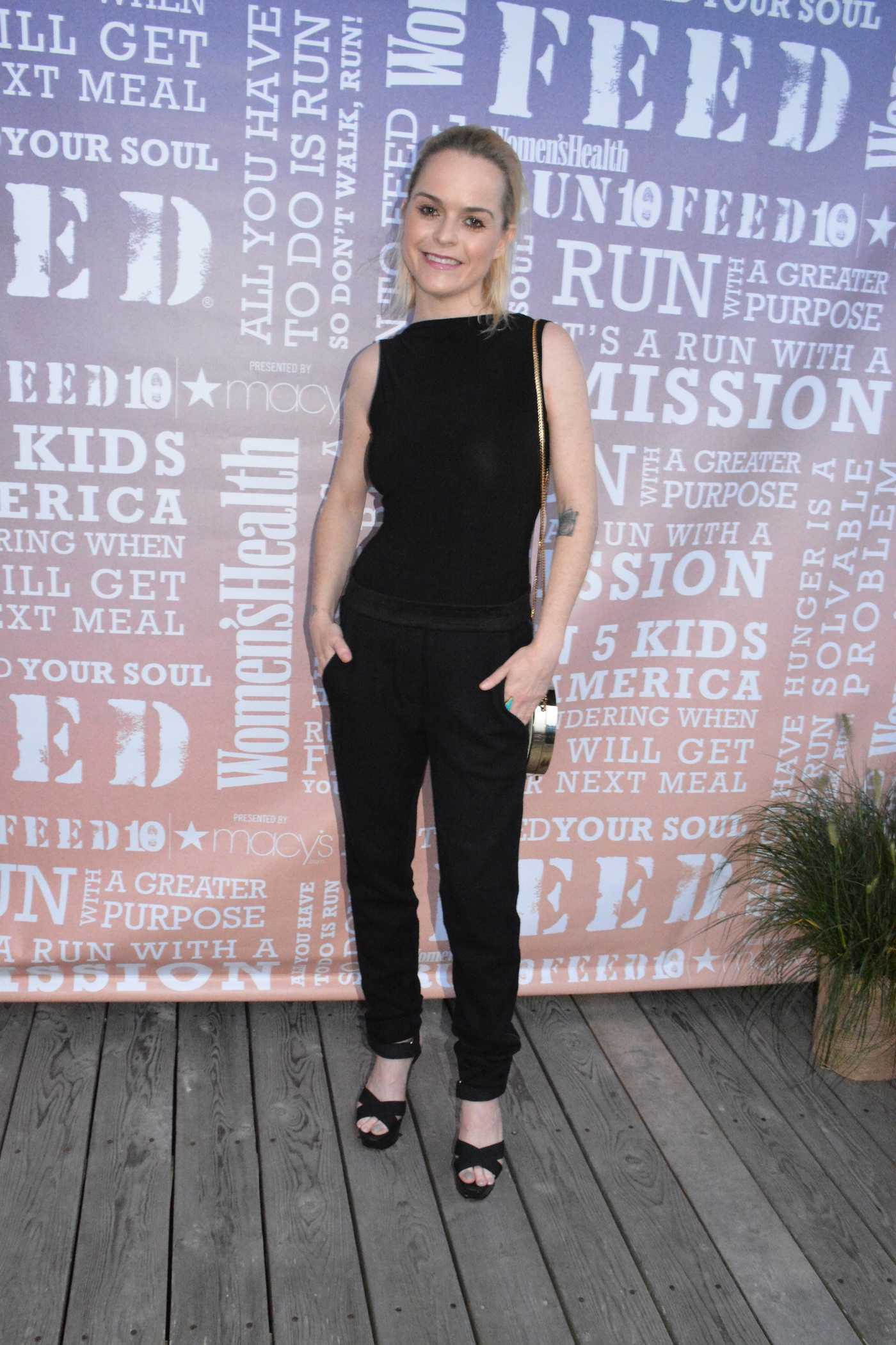 Taryn Manning at  Women's Health Magazine Party Under the Stars in New York 08/06/2016