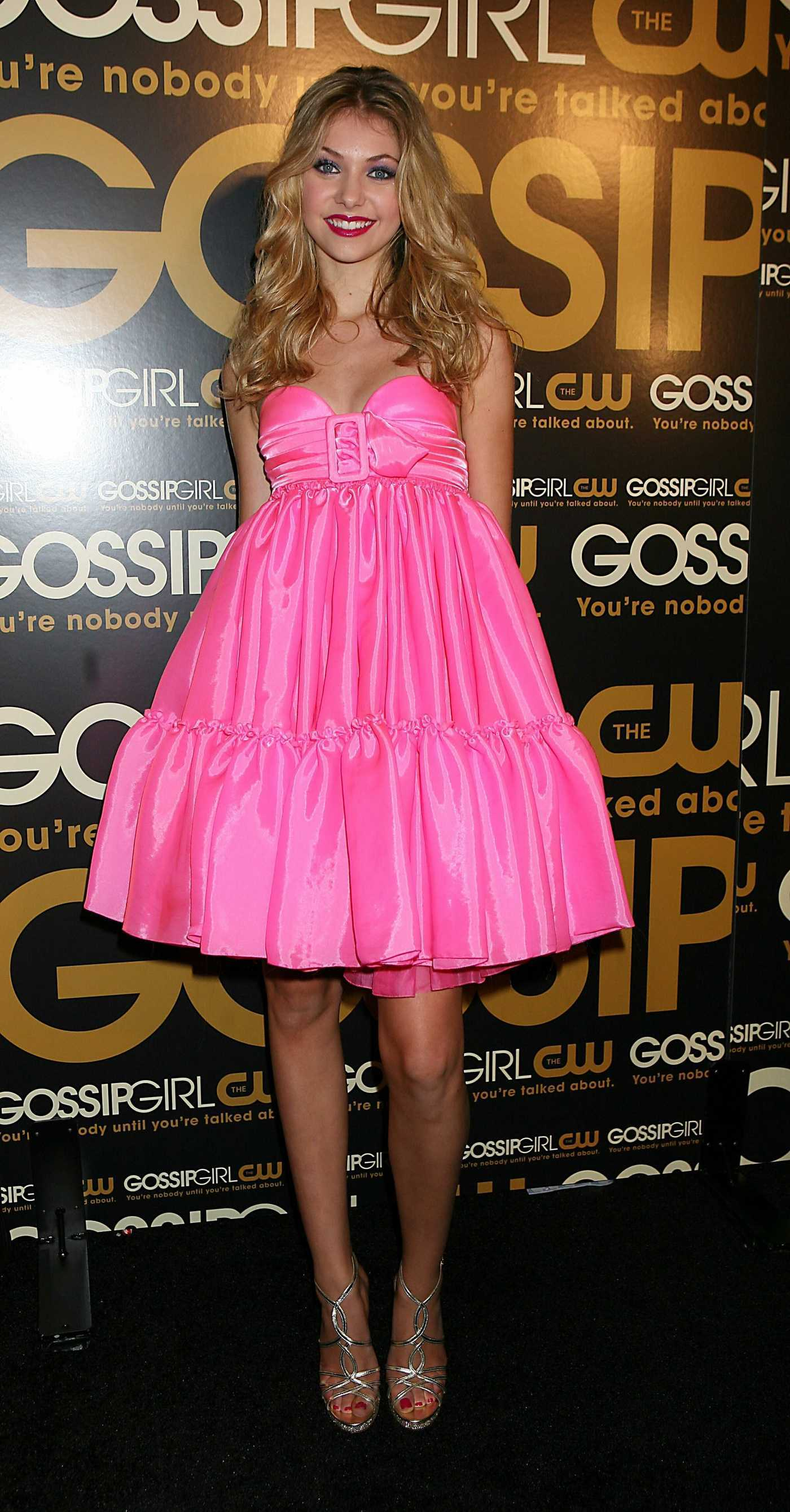 Taylor Momsen at the Gossip Girl Premiere at Tenjune, NYC 09/18/2007