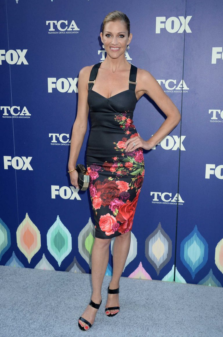 Tricia Helfer at 2016 FOX Summer TCA Press Tour Party in Los Angeles 08/08/2016-1