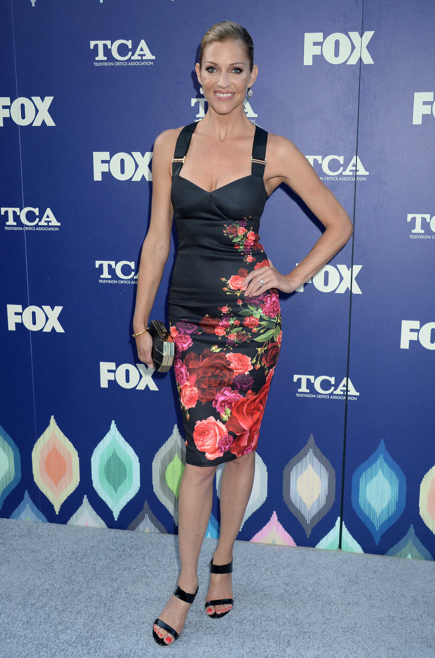 Tricia Helfer at 2016 FOX Summer TCA Press Tour Party in Los Angeles 08/08/2016