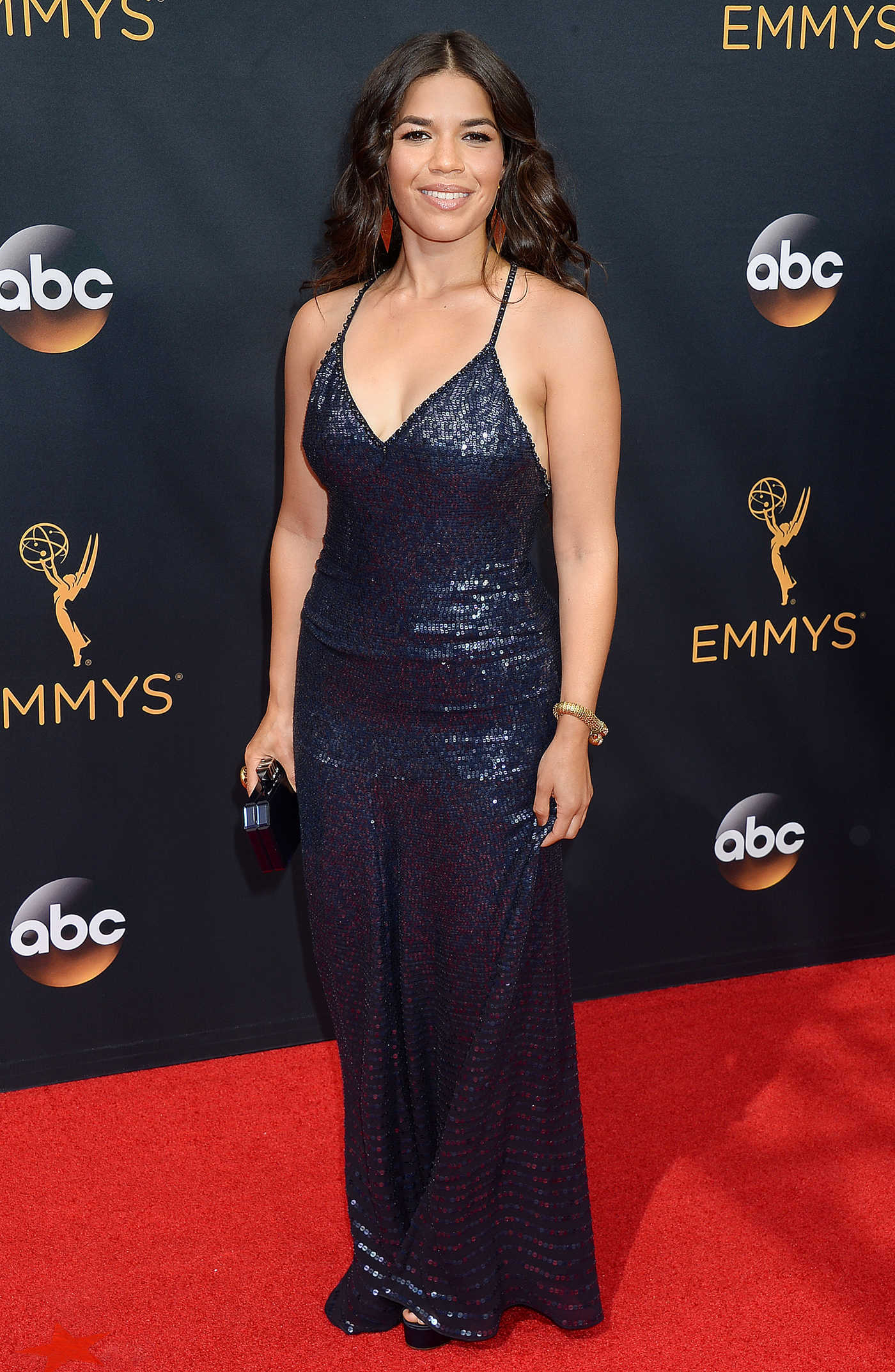 America Ferrera at the 68th Emmy Awards in Los Angeles 09/18/2016