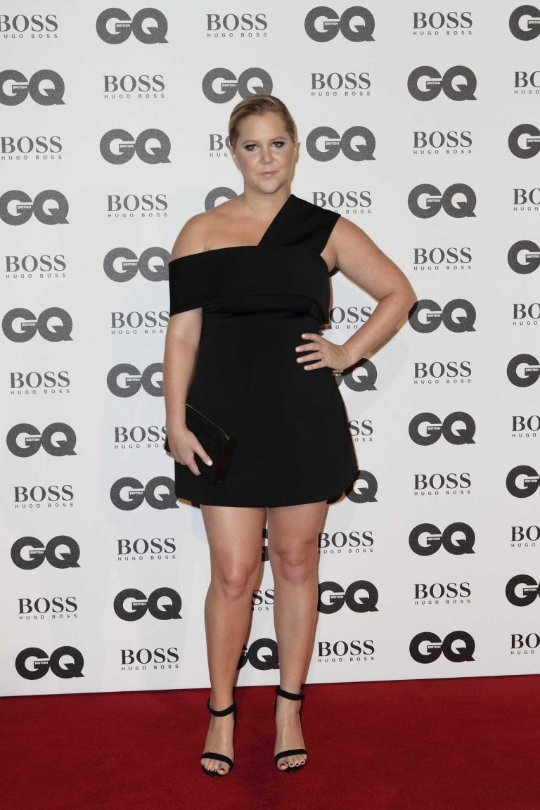 Amy Schumer at the GQ Men of the Year Awards 2016 at Tate Modern in London 09/06/2016-1