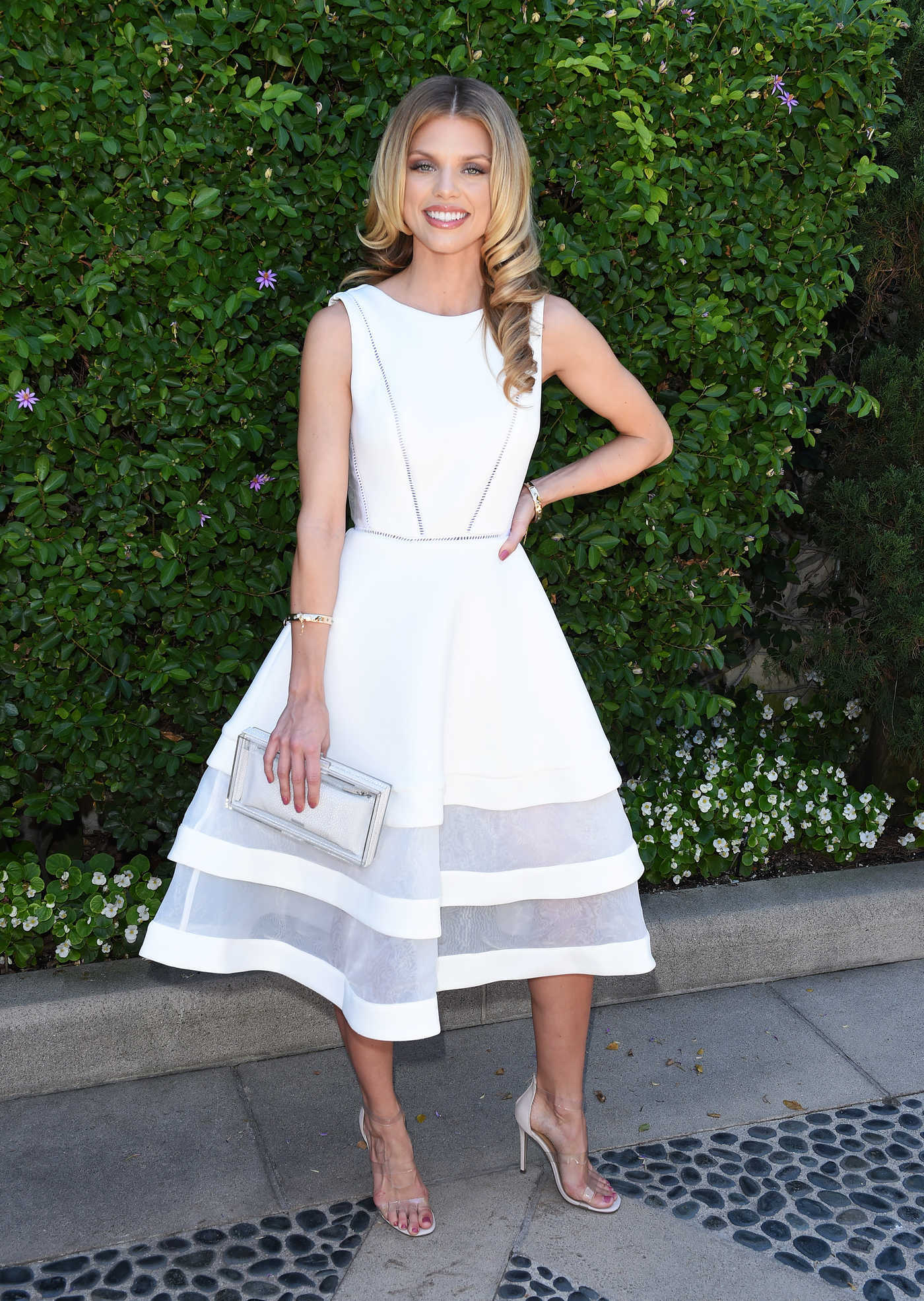 AnnaLynne McCord at the Rape Foundation Annual Brunch at a Private Residence in Beverly Hills 09/25/2016