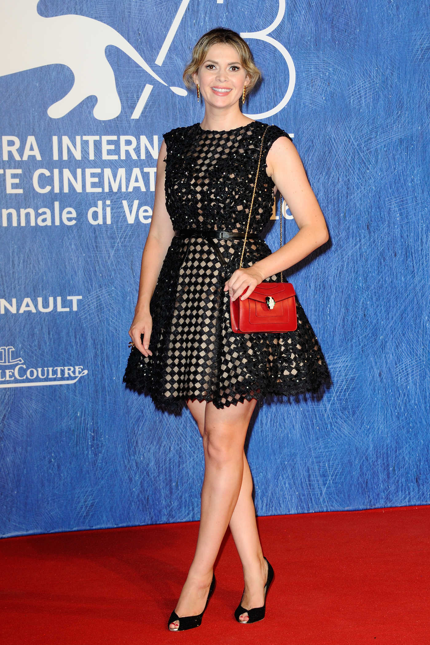 Carly Steel at the Franca: Chaos and Creation Premiere During the 73rd Venice Film Festival 09/02/2016