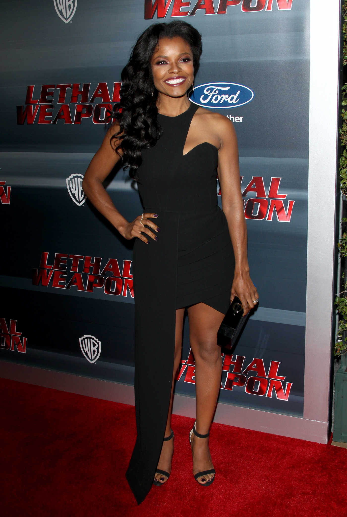 Keesha Sharp at the Lethal Weapon Premiere in Los Angeles 09/12/2016