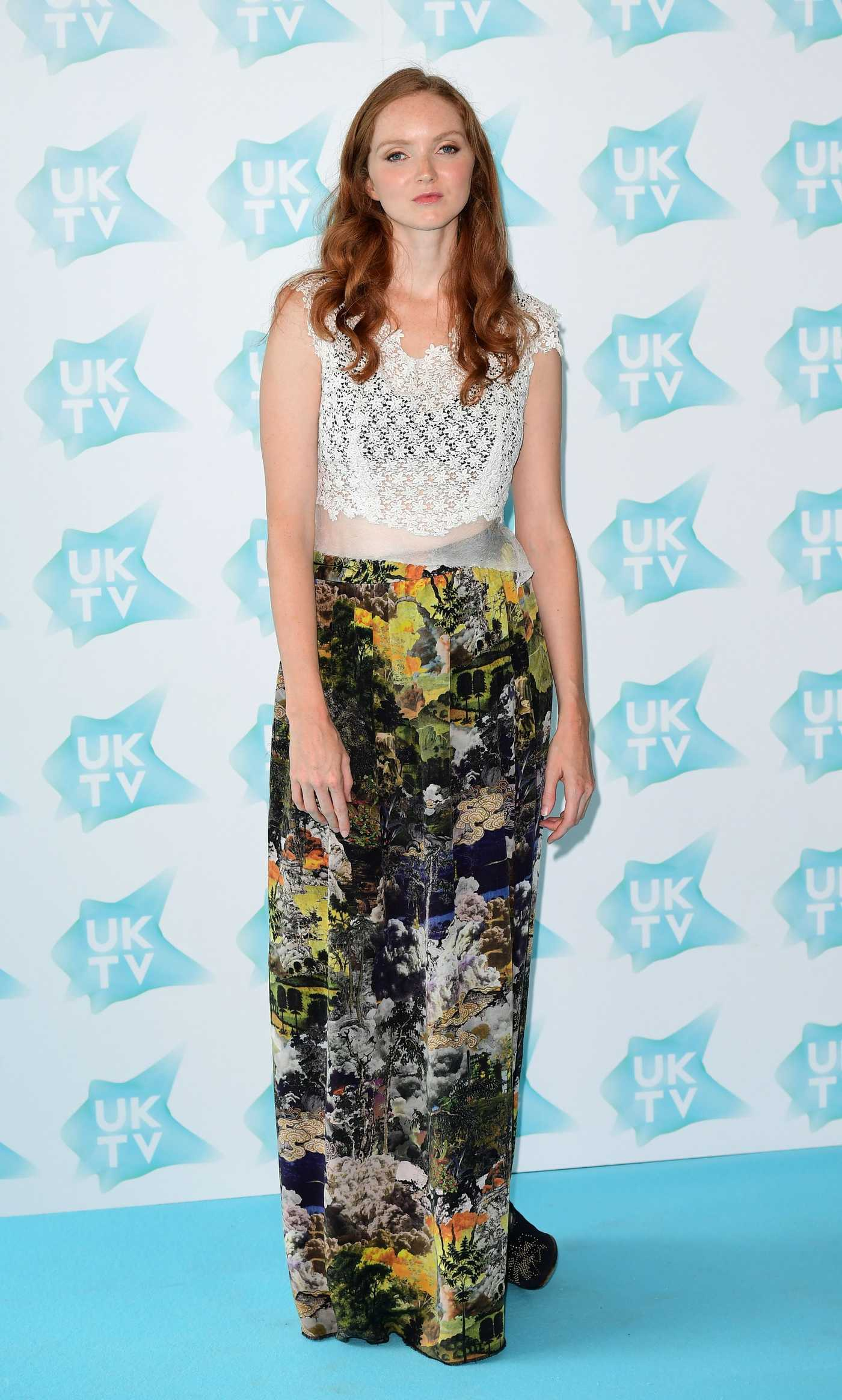 Lily Cole at UKTV Live New Season Launch 09/05/2016