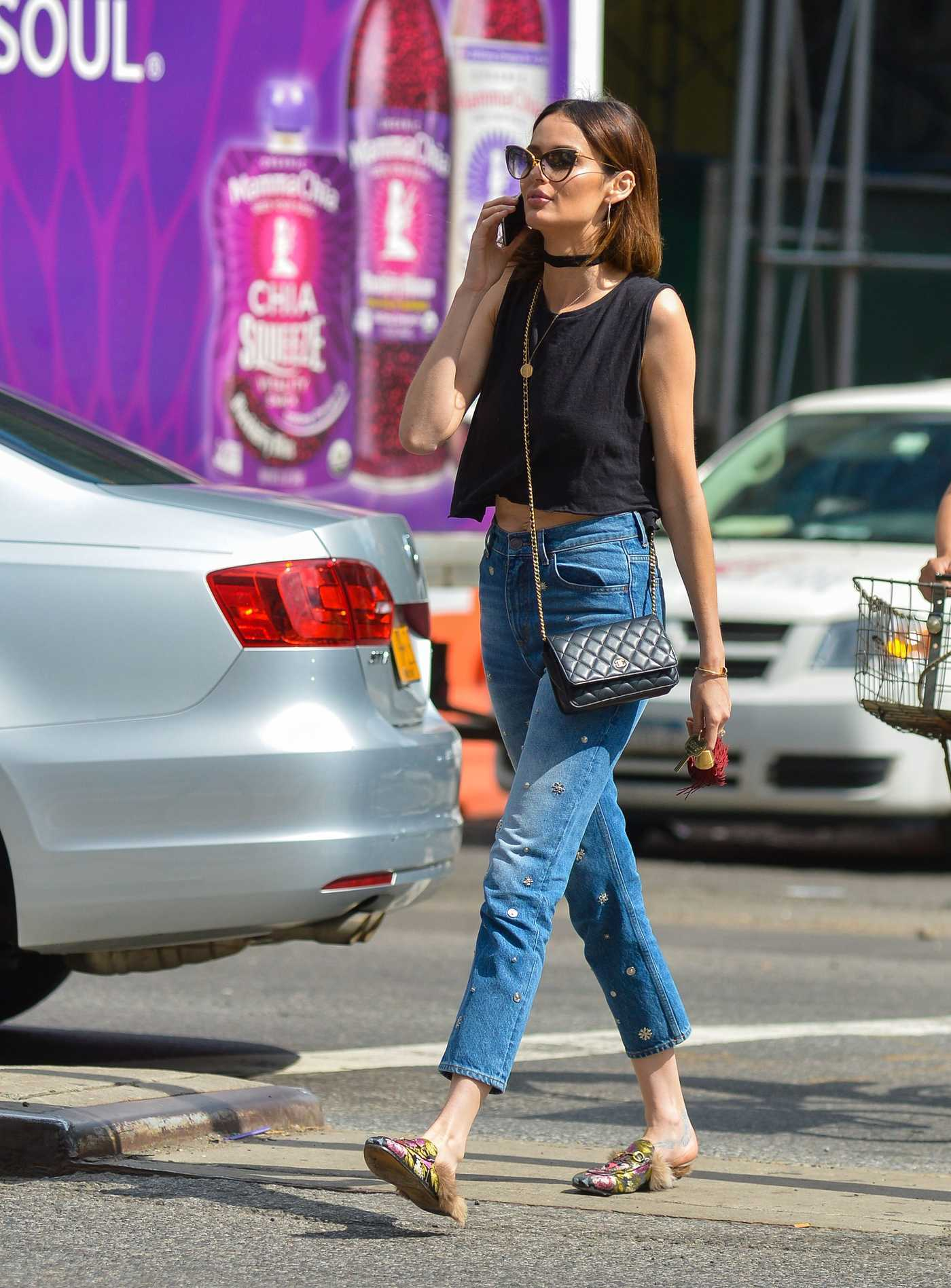 Nicole Trunfio Was Spotted in New York 09/13/2016