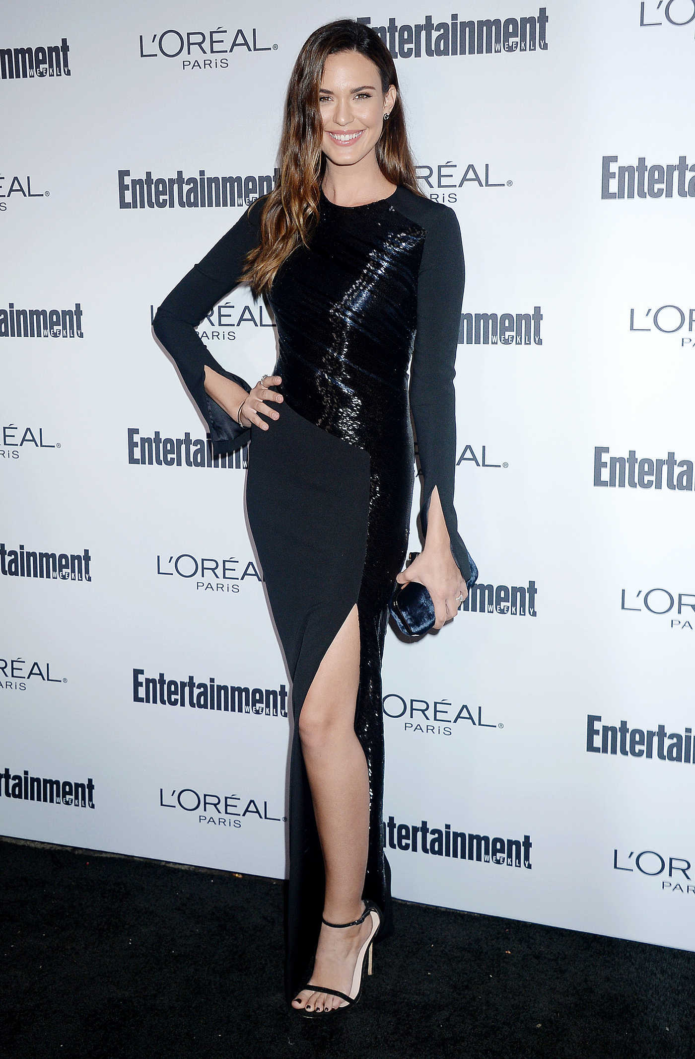 Odette Annable at the Entertainment Weekly Pre-Emmy Party in Los Angeles 09/16/2016