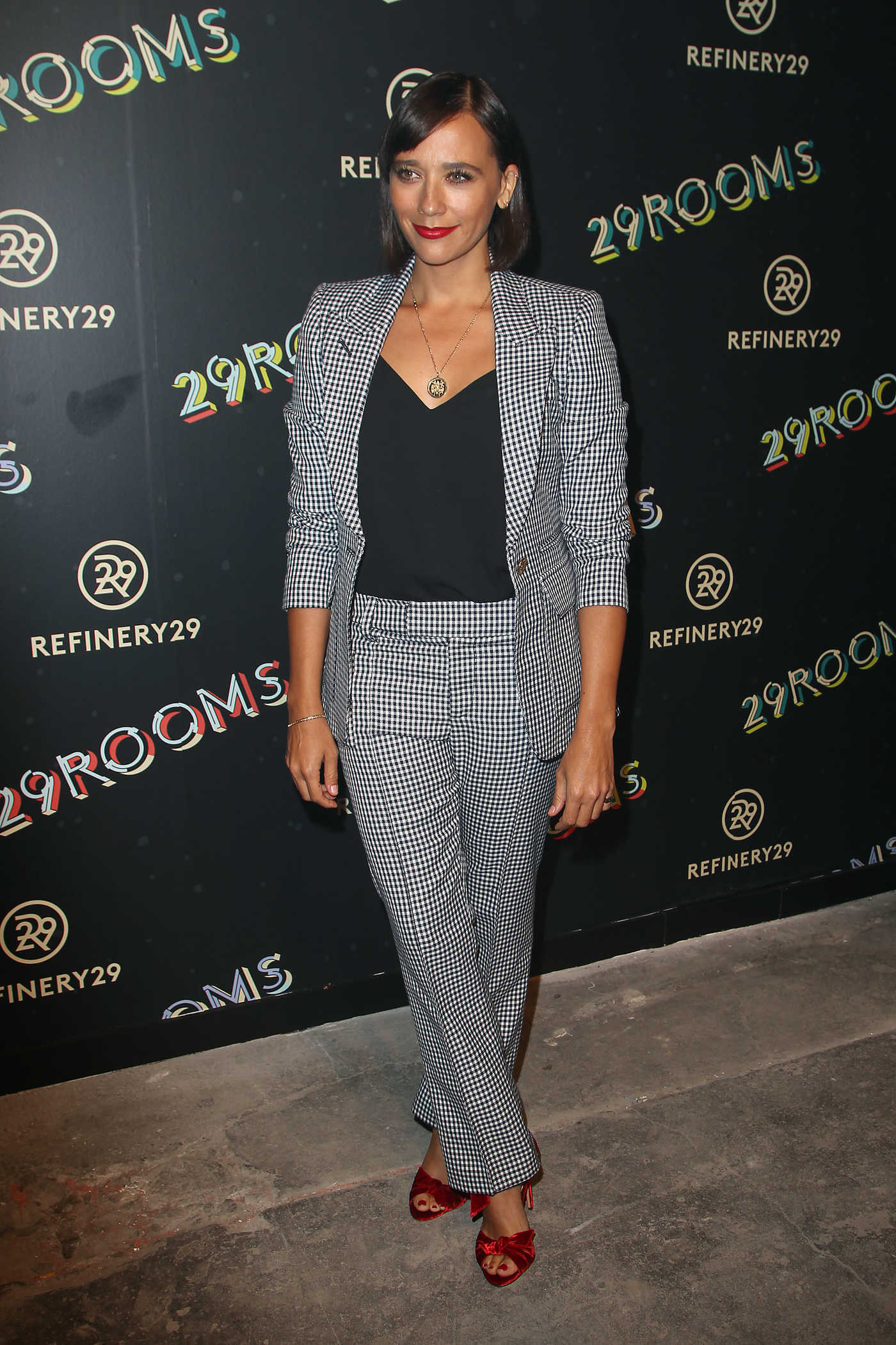 Rashida Jones at the 2nd Annual 29Rooms: Powered By People in New York City 09/08/2016