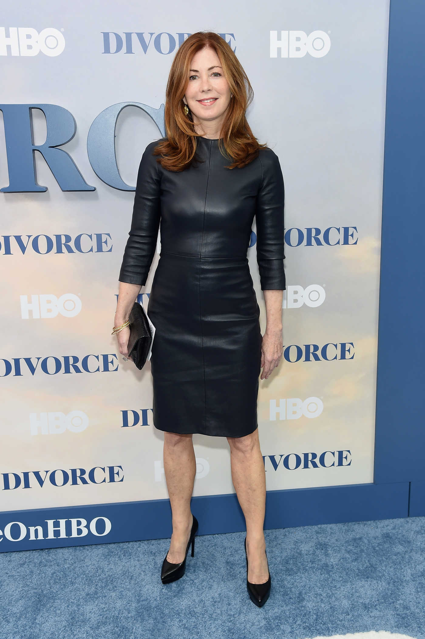 Dana Delany at the Divorce New York Premiere 10/04/2016