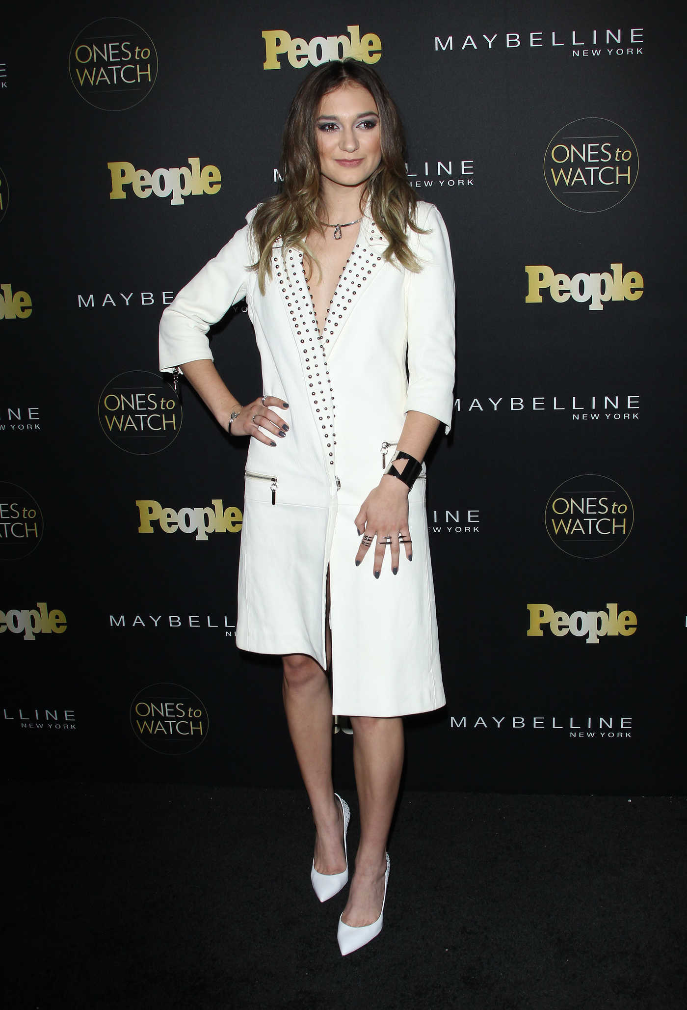 Daya at the People's Ones to Watch Celebrating Rising and Brightest Stars in LA 10/13/2016