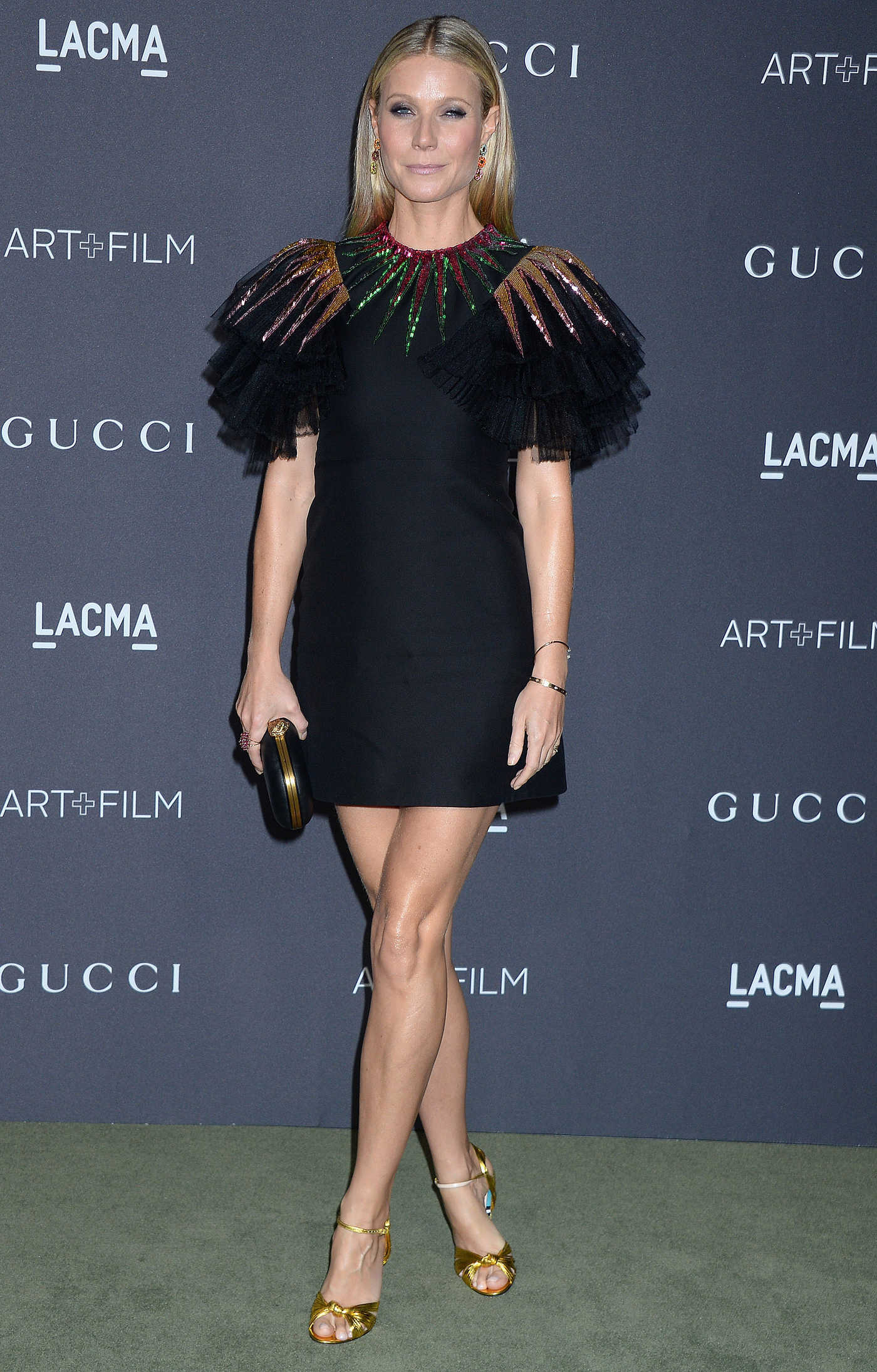 Gwyneth Paltrow at the LACMA Art and Film Gala in Los Angeles 10/29/2016