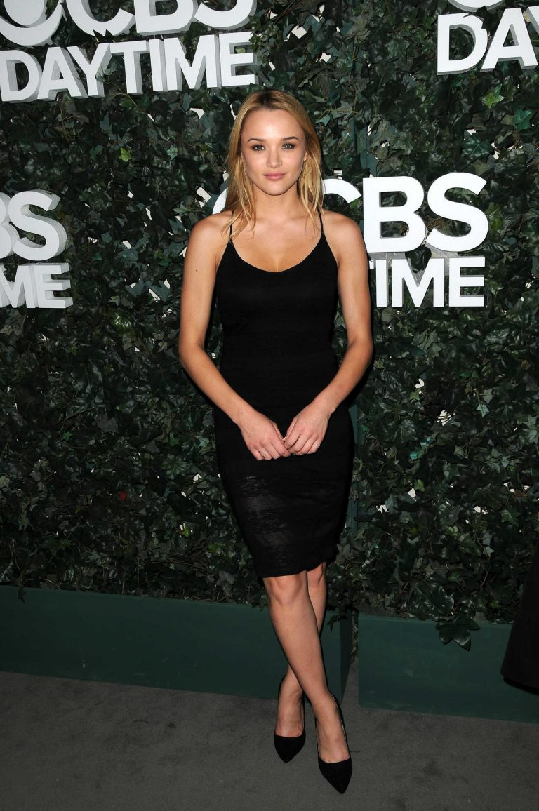 Hunter King at the 30 Years Launch Party in Beverly Hills 10/10/2016-1