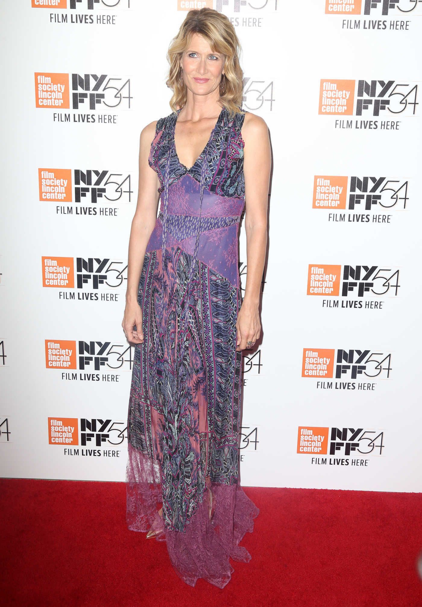 Laura Dern at the Certain Women Premiere During the 54th New York Film Festival 10/03/2016