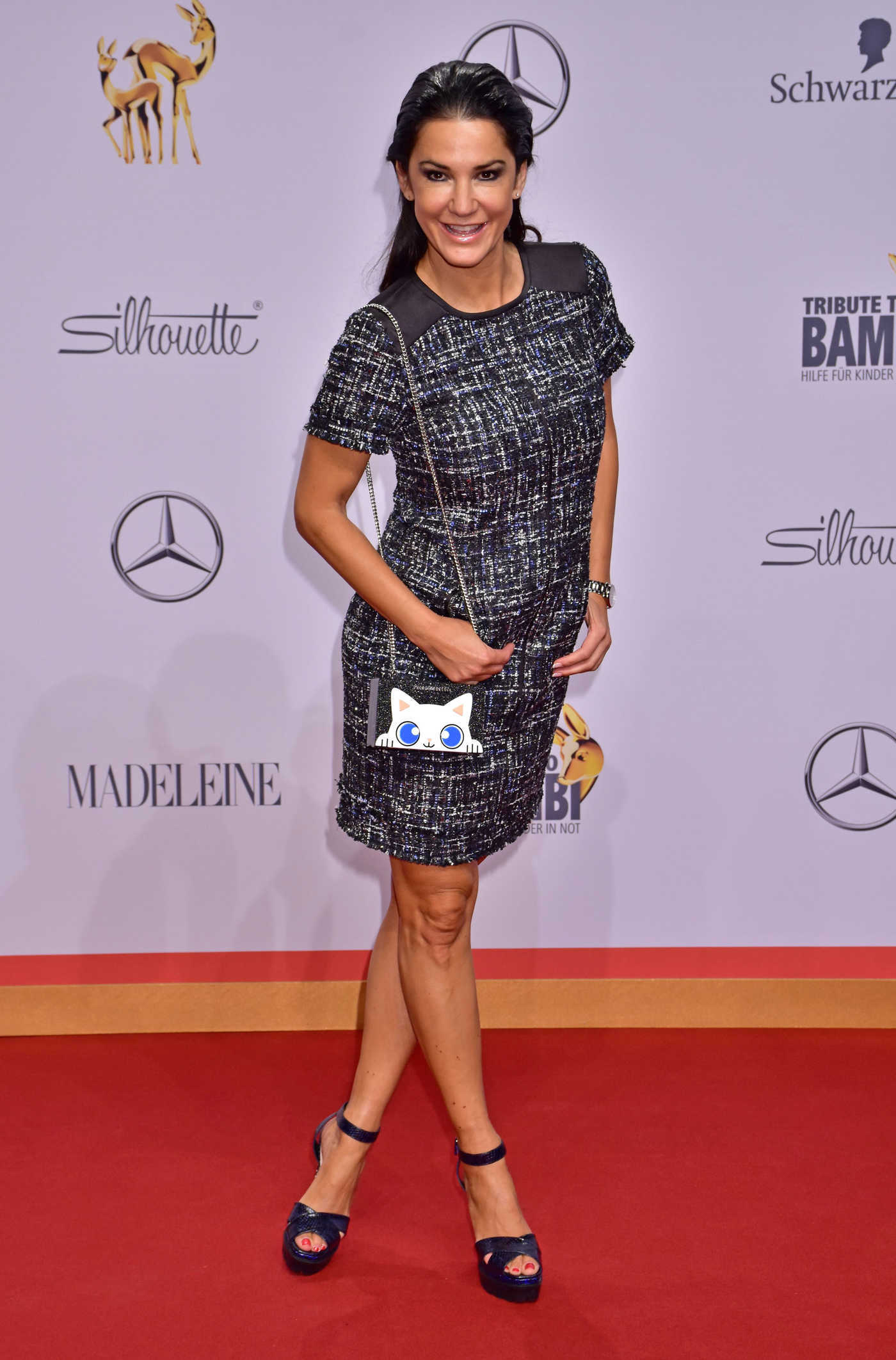 Mariella Ahrens Tribute to Bambi Charity Gala at Station in Berlin 10/06/2016