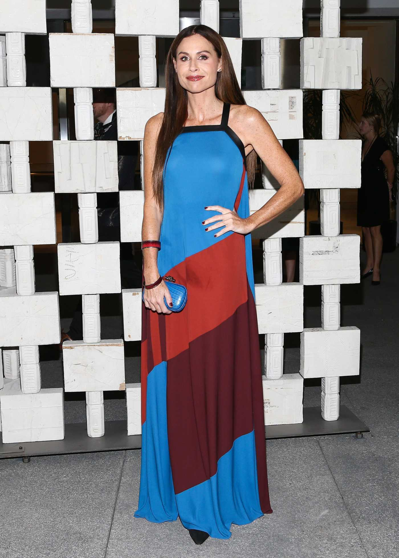 Minnie Driver at the Hammer Museum 14th Annual Gala in Westwood 10/08/2016