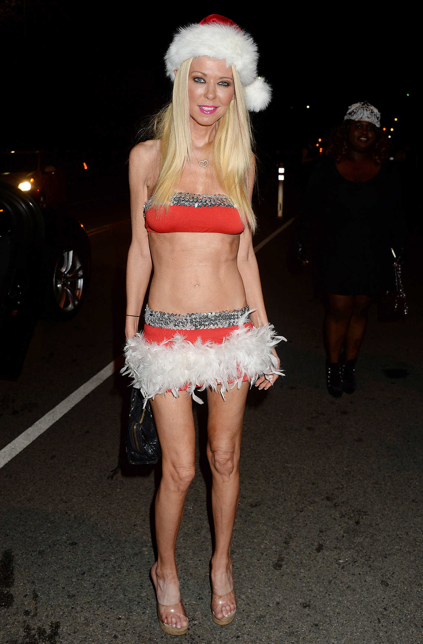 Tara Reid at the 6th Annual Treats Magazine Halloween Party in Los Angeles 10/29/2016
