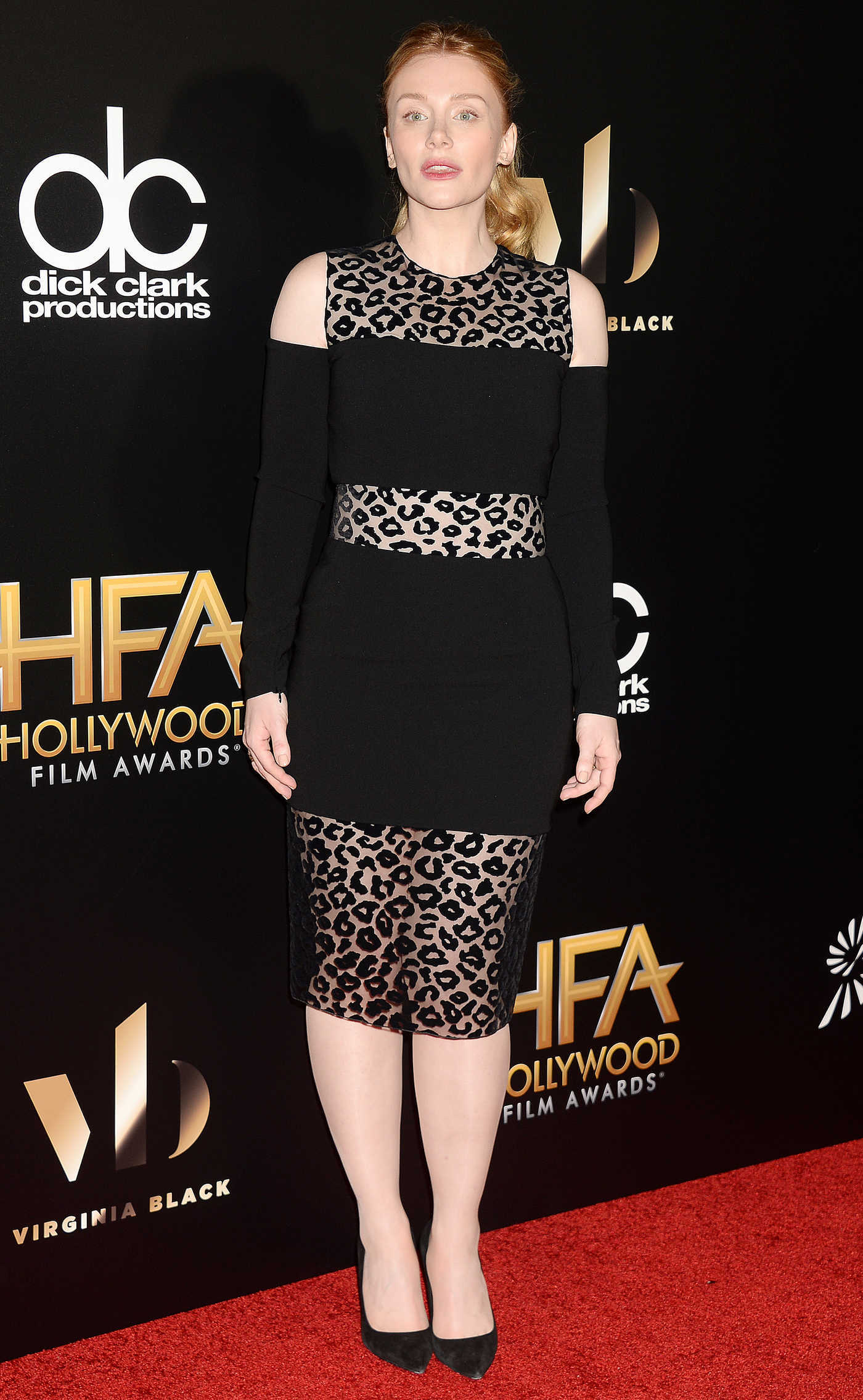Bryce Dallas Howard at the 20th Annual Hollywood Film Awards in Los Angeles 11/06/2016