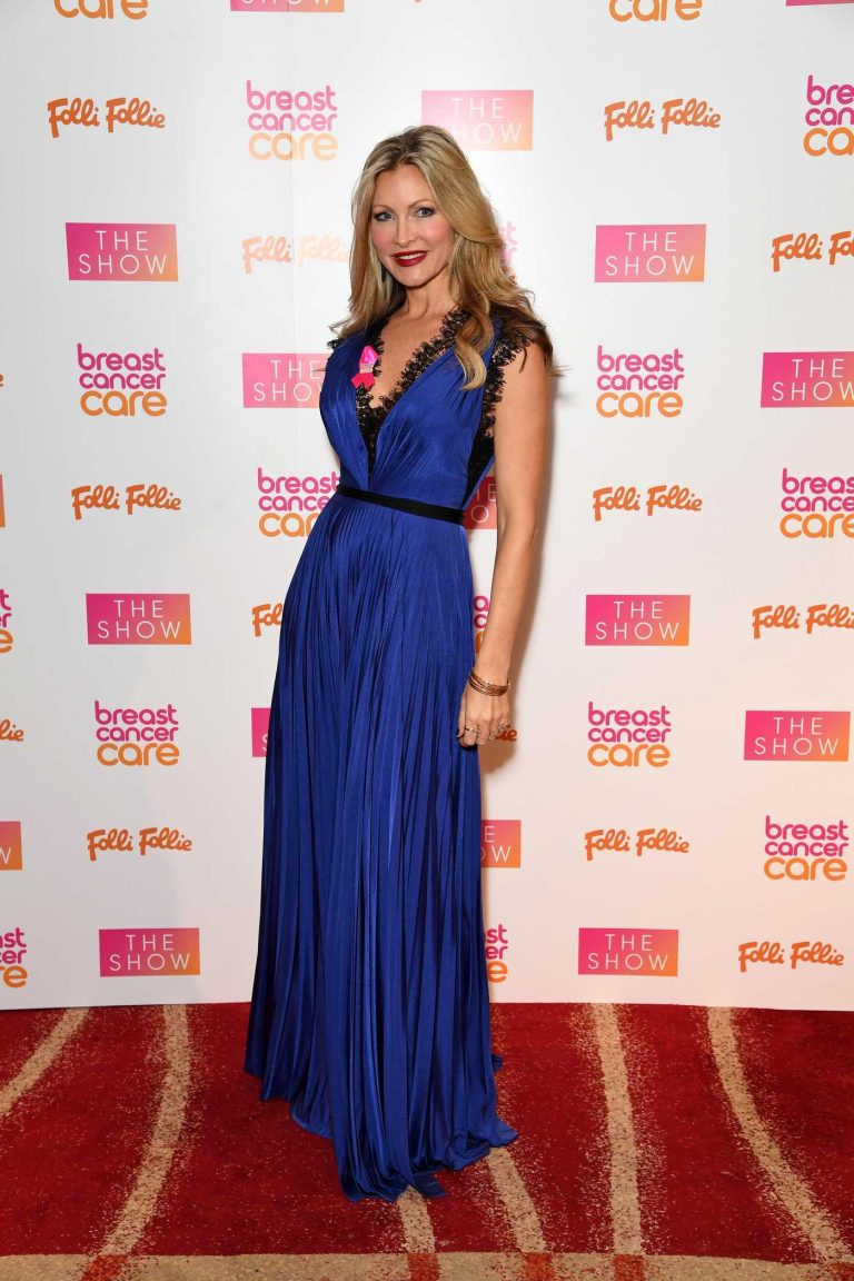 Caprice Bourret at the Breast Cancer Care Show in London 11/02/2016-1