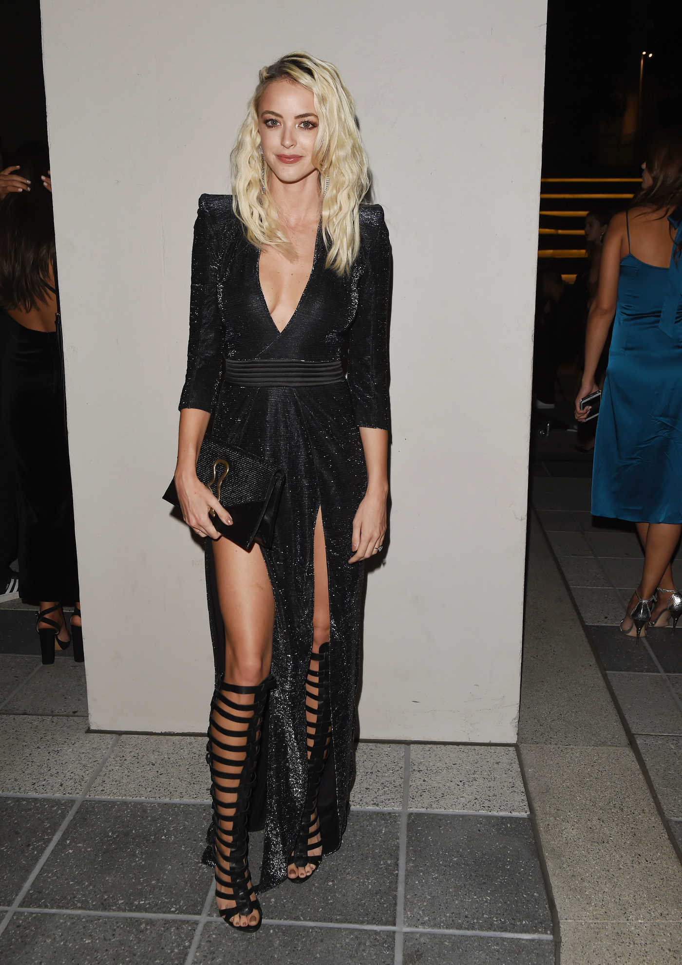 Kaitlynn Carter at the Revolve Winter Formal Event at NeueHouse in Los Angeles 11/10/2016