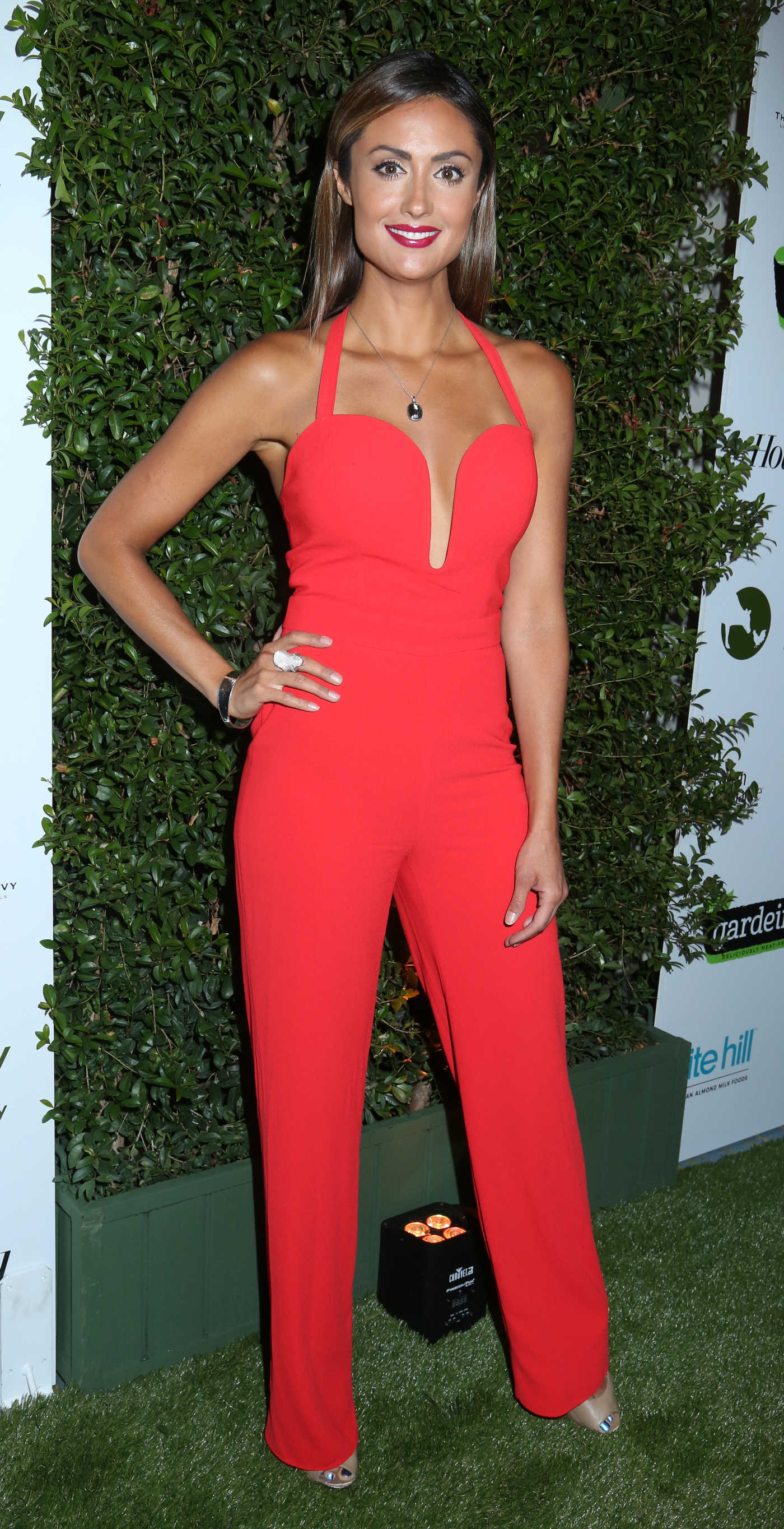 Katie Cleary at the Farm Sanctuary's 30th Gala at the Beverly Wilshire Hotel in Beverly Hills 11/12/2016