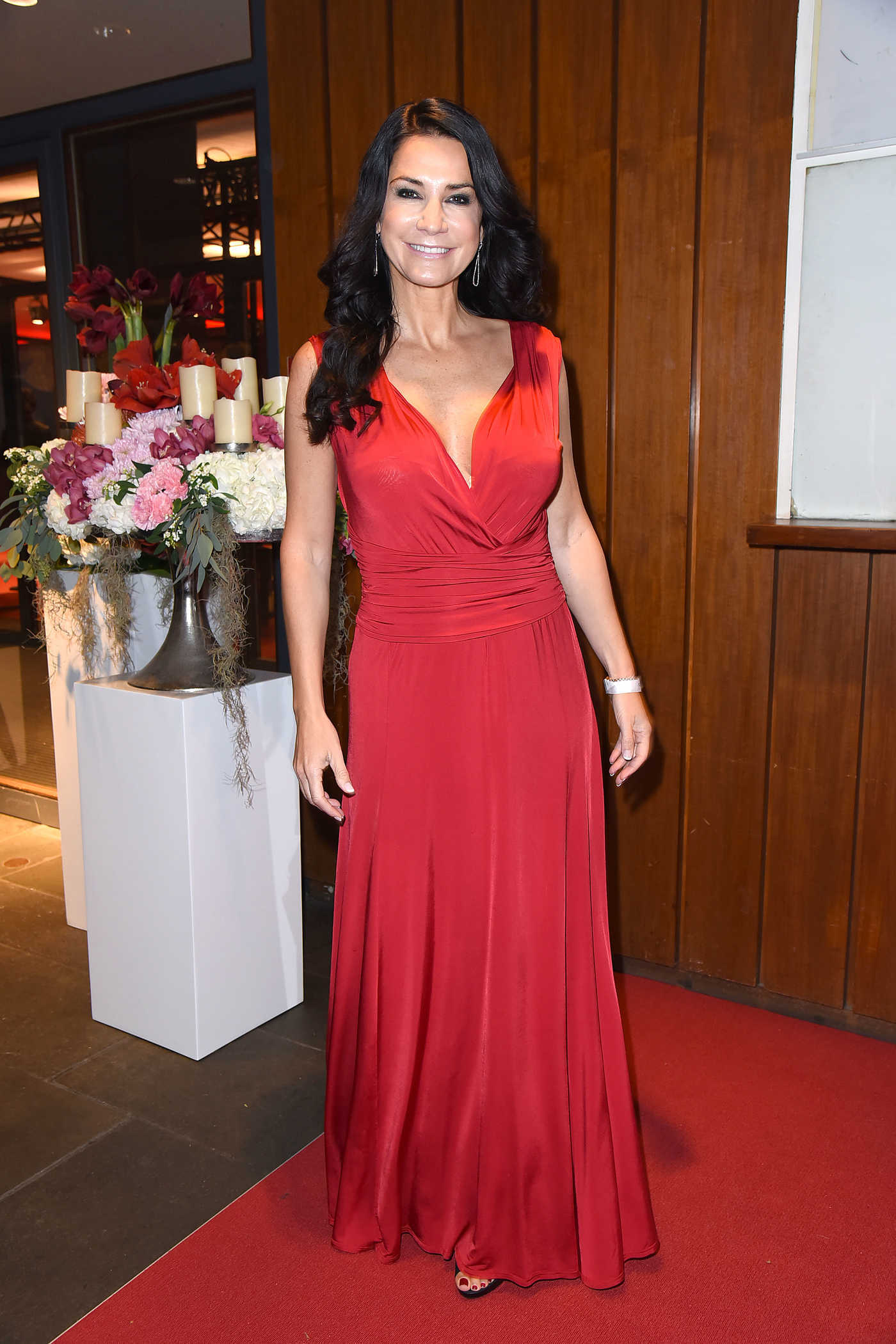 Mariella Ahrens at the 23rd Opera Gala Event in Berlin 11/05/2016
