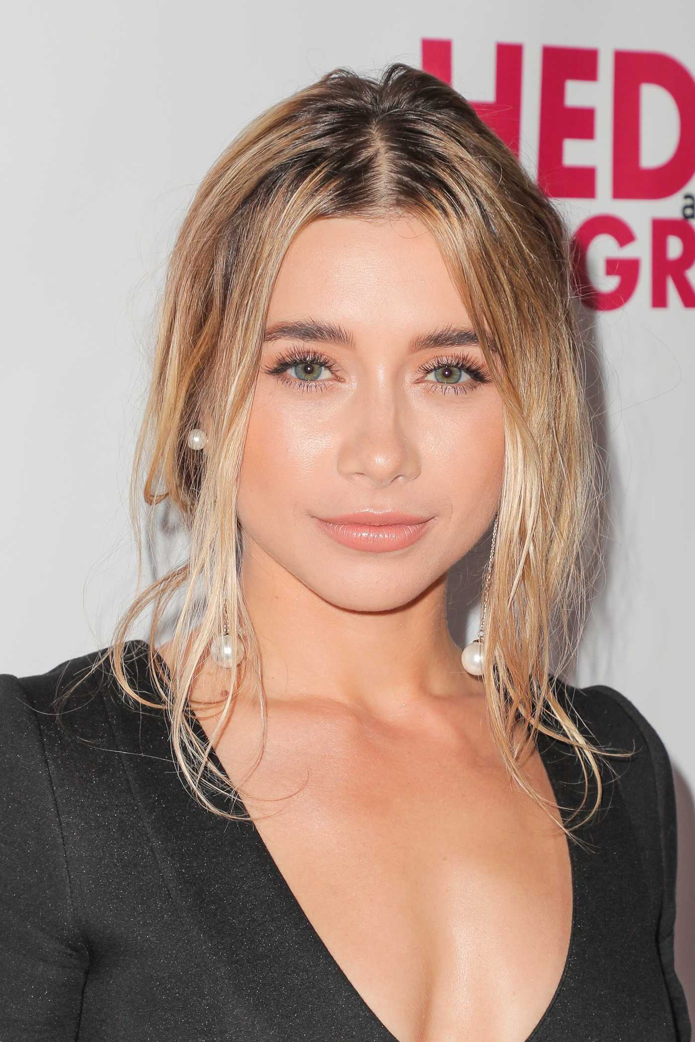 Olesya Rulin at the Hedwig and the Angry Inch Musical Opening Night in Los Angeles 11/04/2016